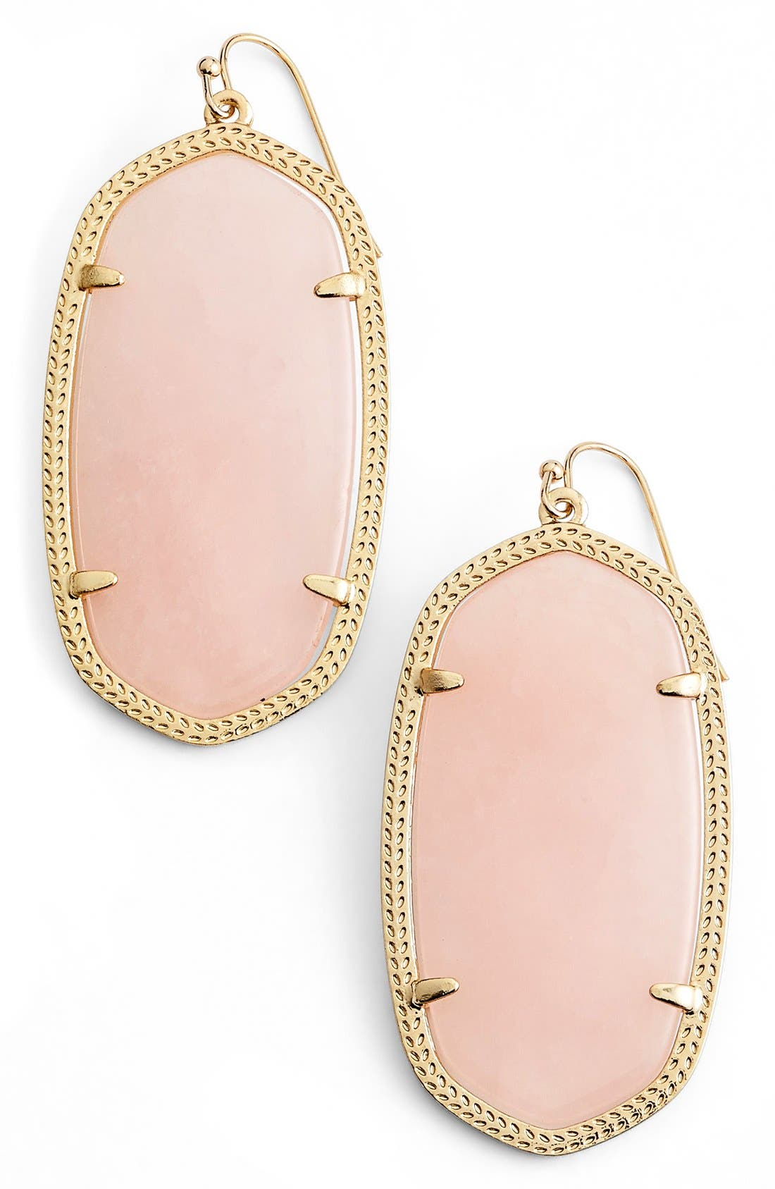 Danielle - Large Oval Statement Earrings,                             Main thumbnail 27, color,