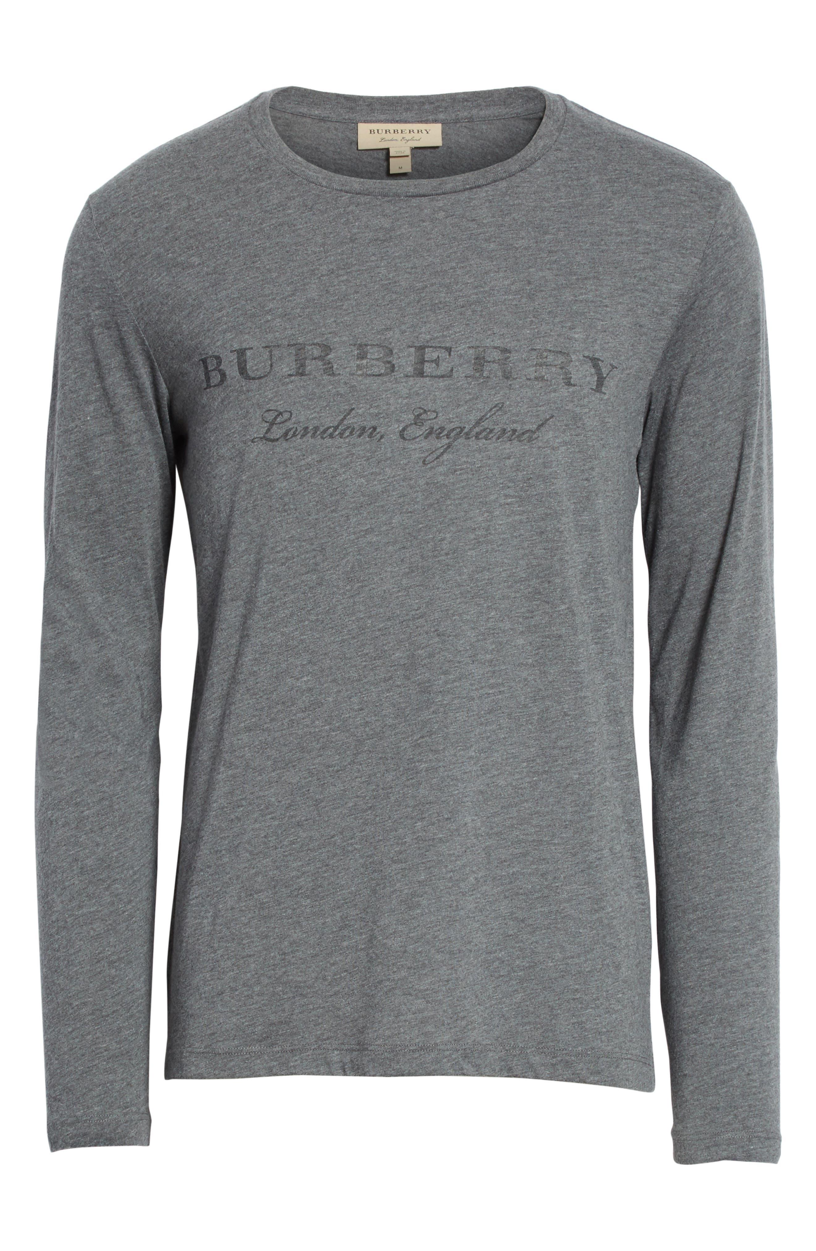 Martford Regular Fit Logo T-Shirt,                             Alternate thumbnail 6, color,                             031