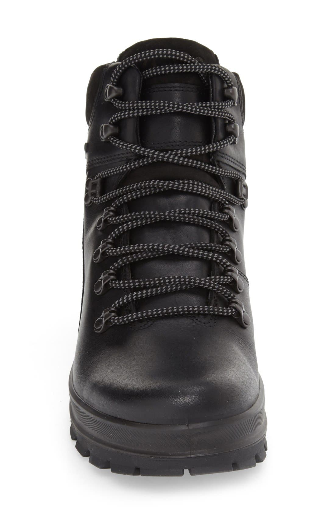 'Rugged Track GTX' Hiking Boot,                             Alternate thumbnail 3, color,                             001