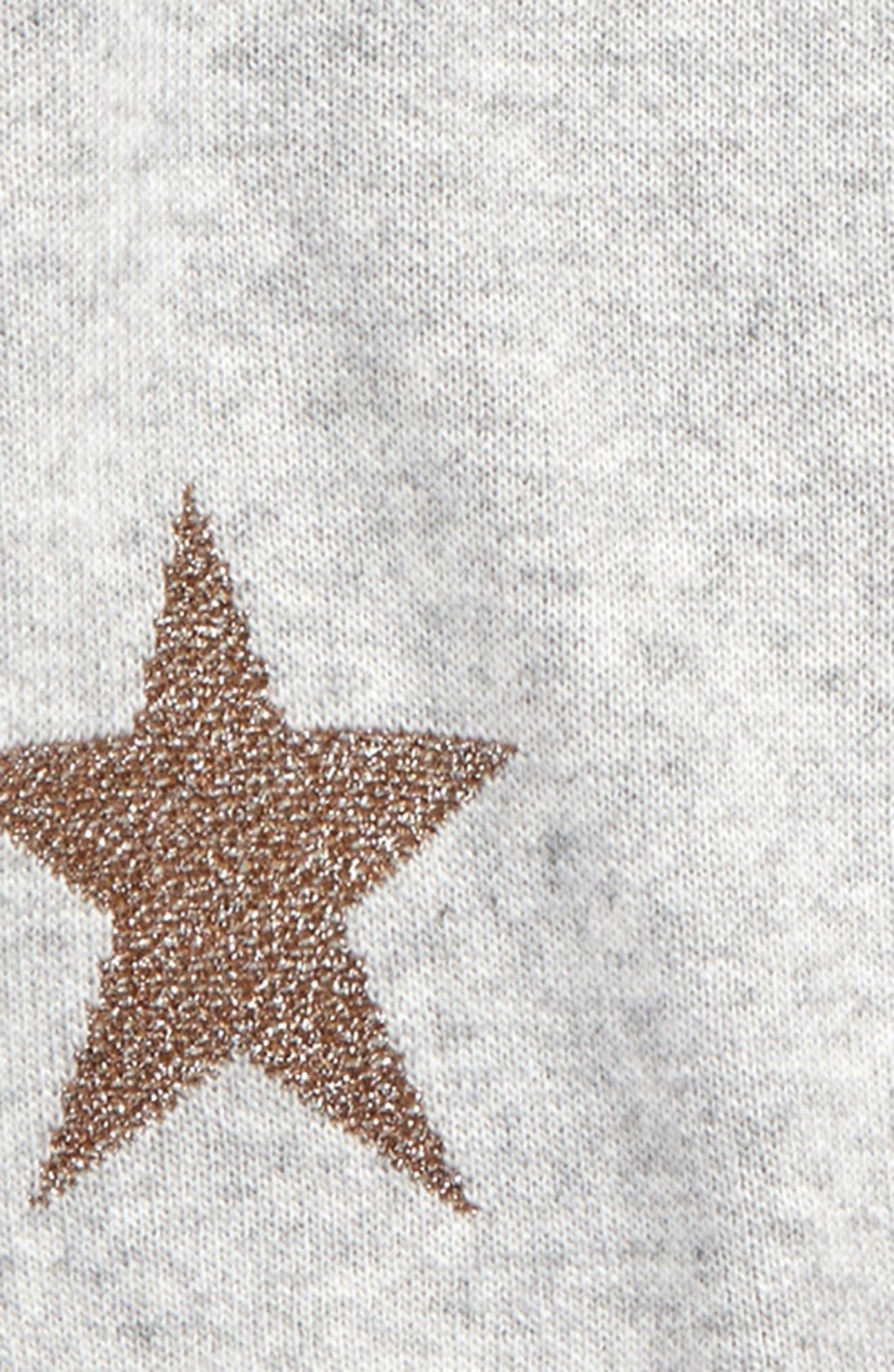 Star Sweater,                             Alternate thumbnail 2, color,                             020