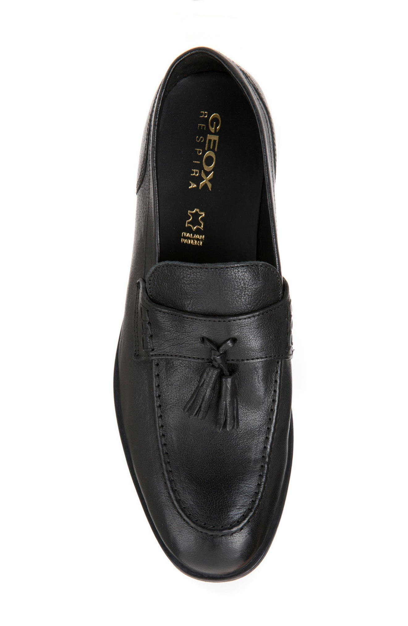 Bryceton 4 Tassel Loafer,                             Alternate thumbnail 5, color,                             001