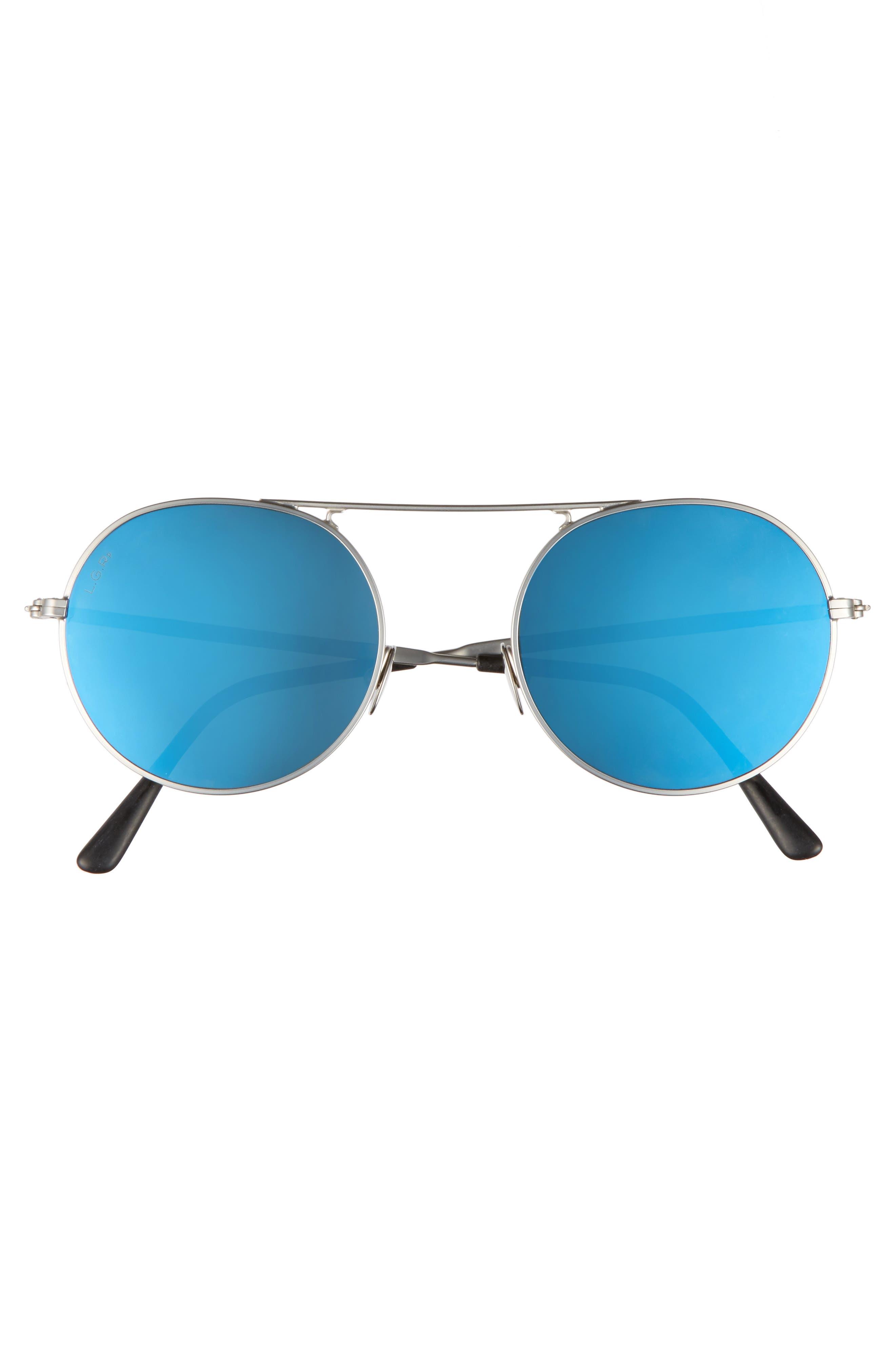 Tuareg 52mm Polarized Sunglasses,                             Alternate thumbnail 2, color,                             040