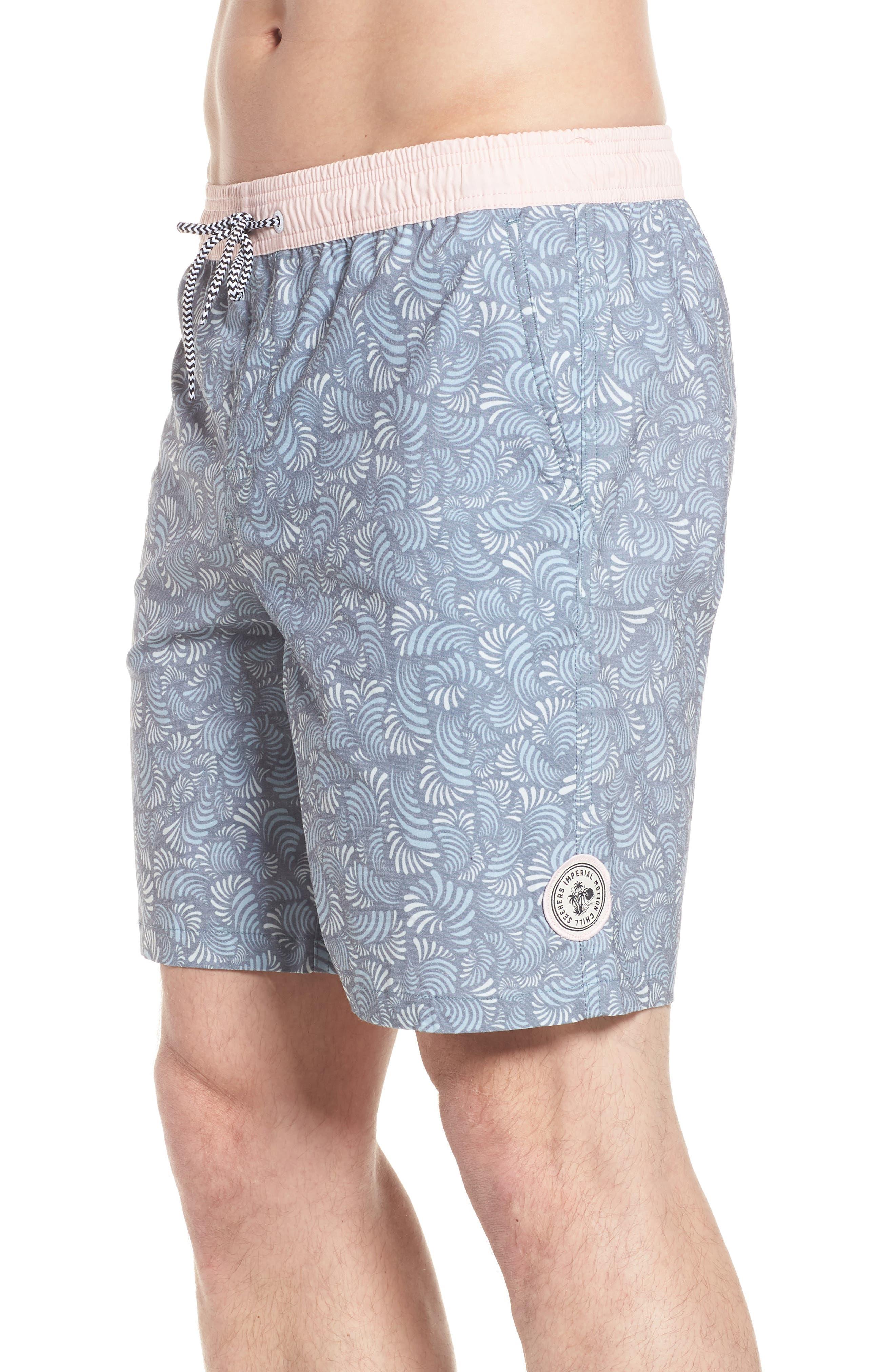 Hayworth Mix Board Shorts,                             Alternate thumbnail 3, color,