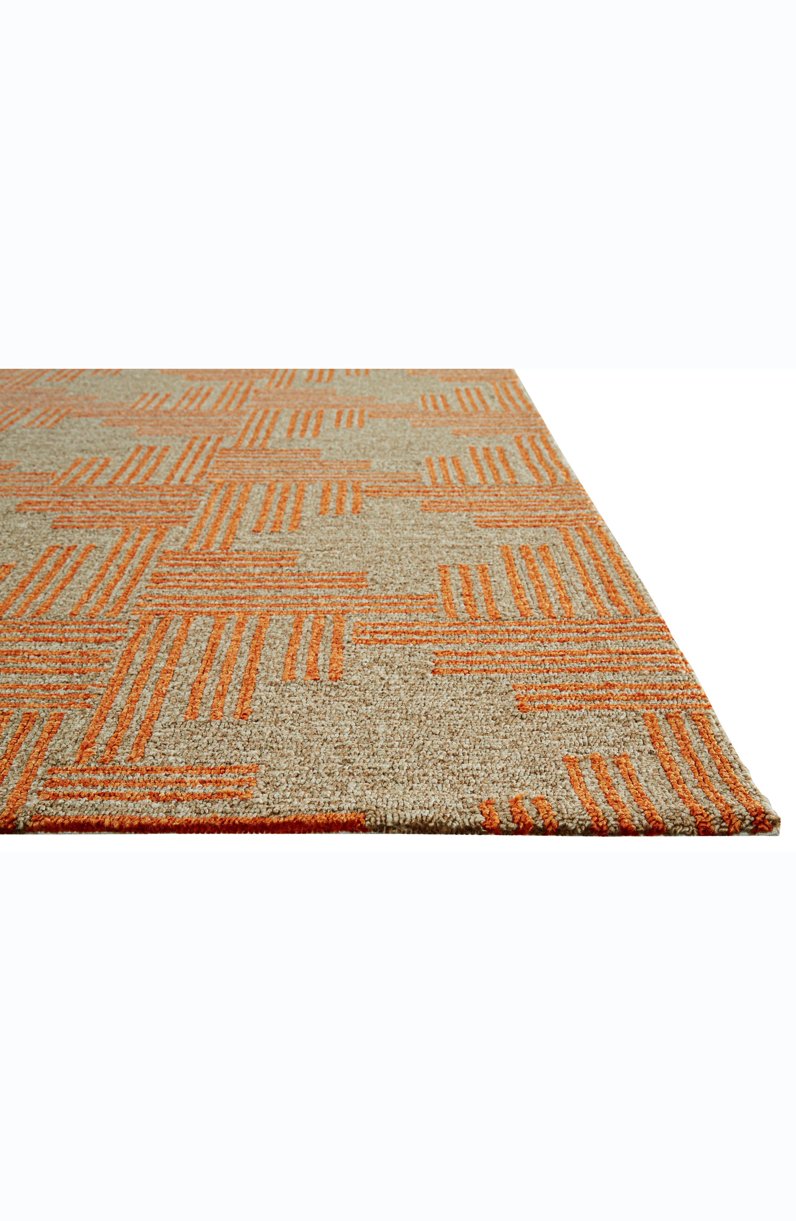 Contemporary Geo Cross Rug,                             Alternate thumbnail 3, color,                             250