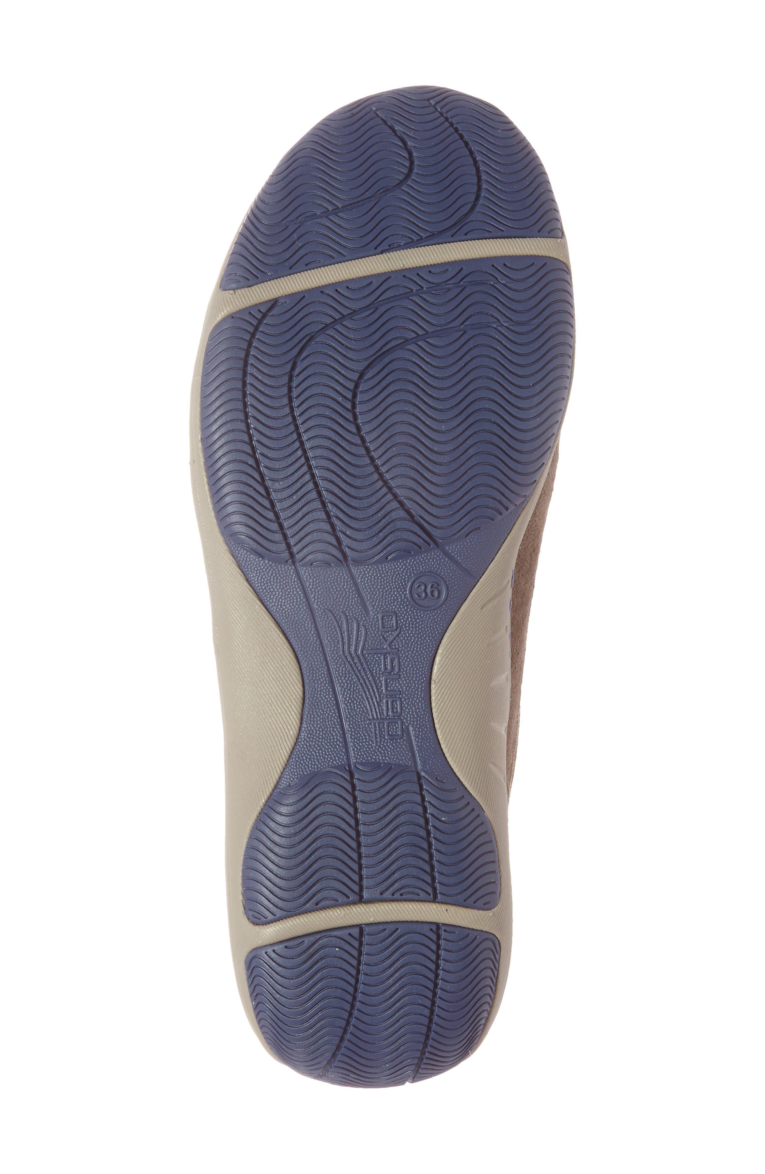 'Helen' Suede & Mesh Sneaker,                             Alternate thumbnail 40, color,
