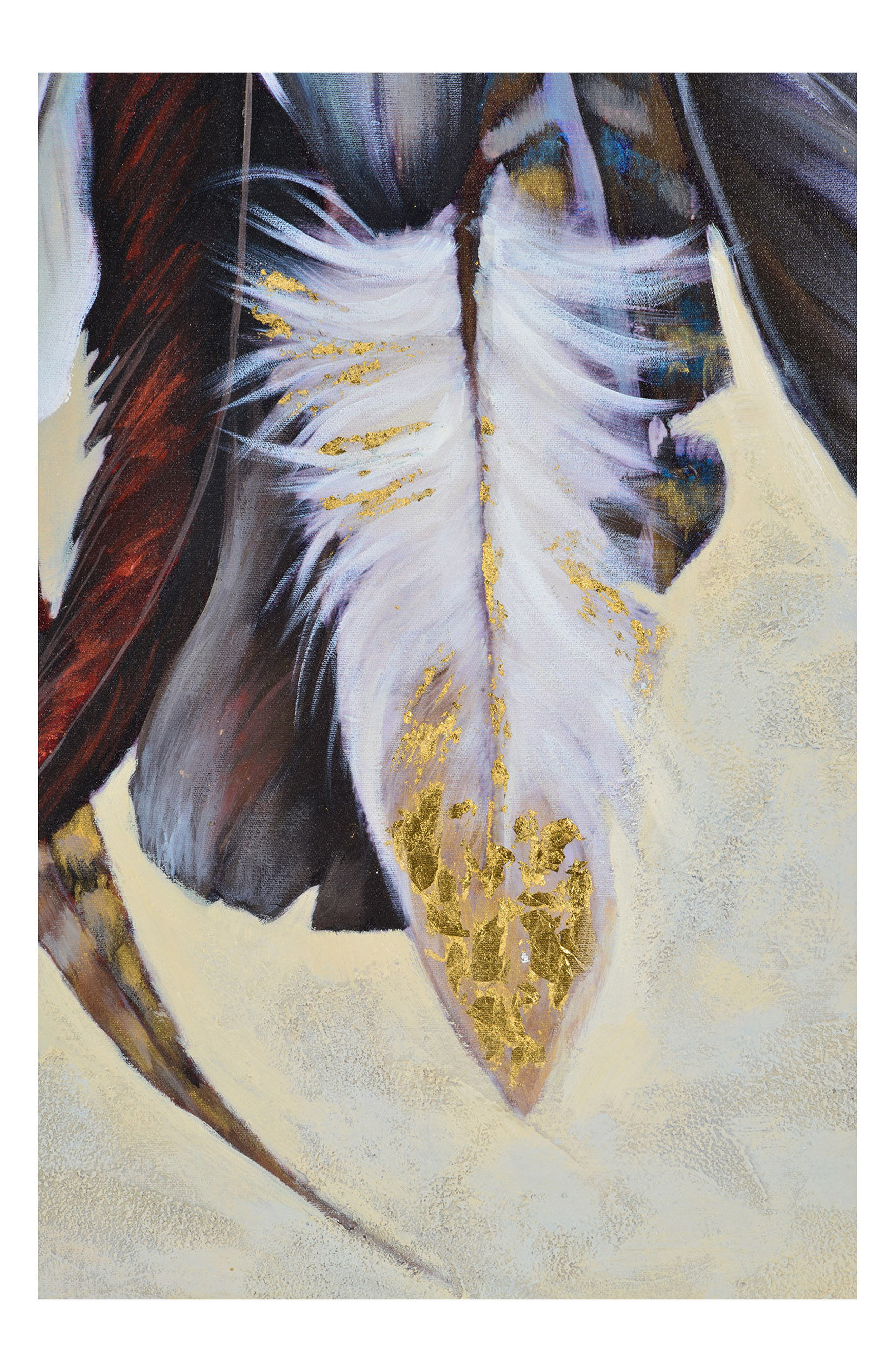 Feathertail Canvas Art,                             Alternate thumbnail 3, color,                             200