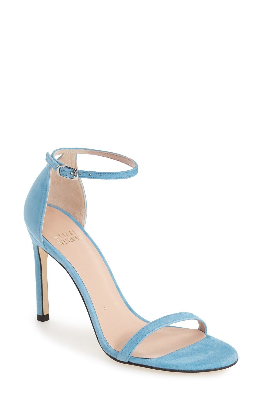 Nudistsong Ankle Strap Sandal,                             Main thumbnail 29, color,