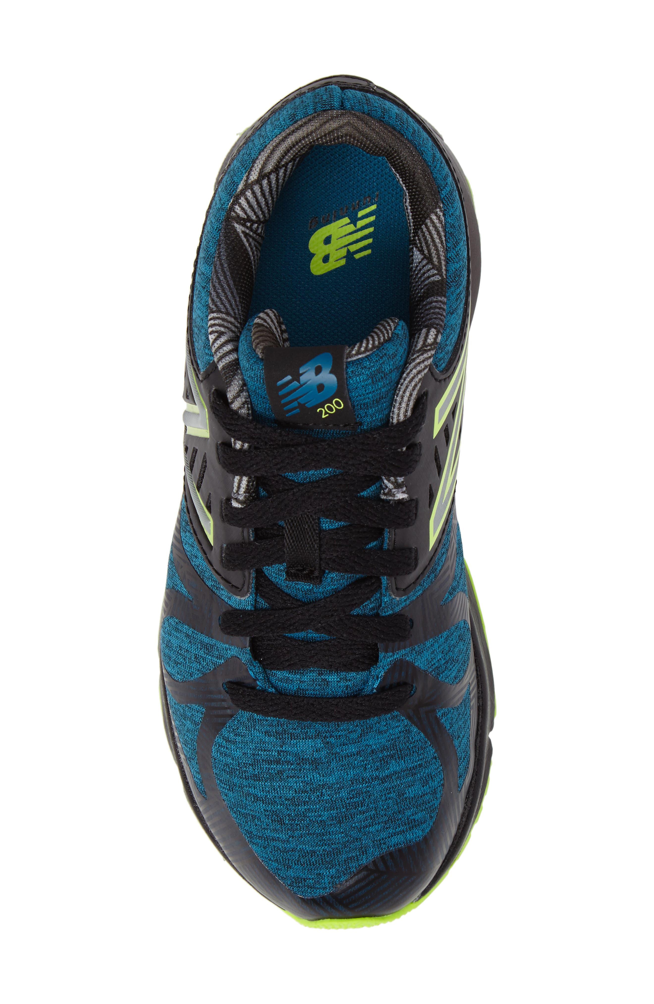 200 Electric Rainbow Athletic Shoe,                             Alternate thumbnail 5, color,                             407
