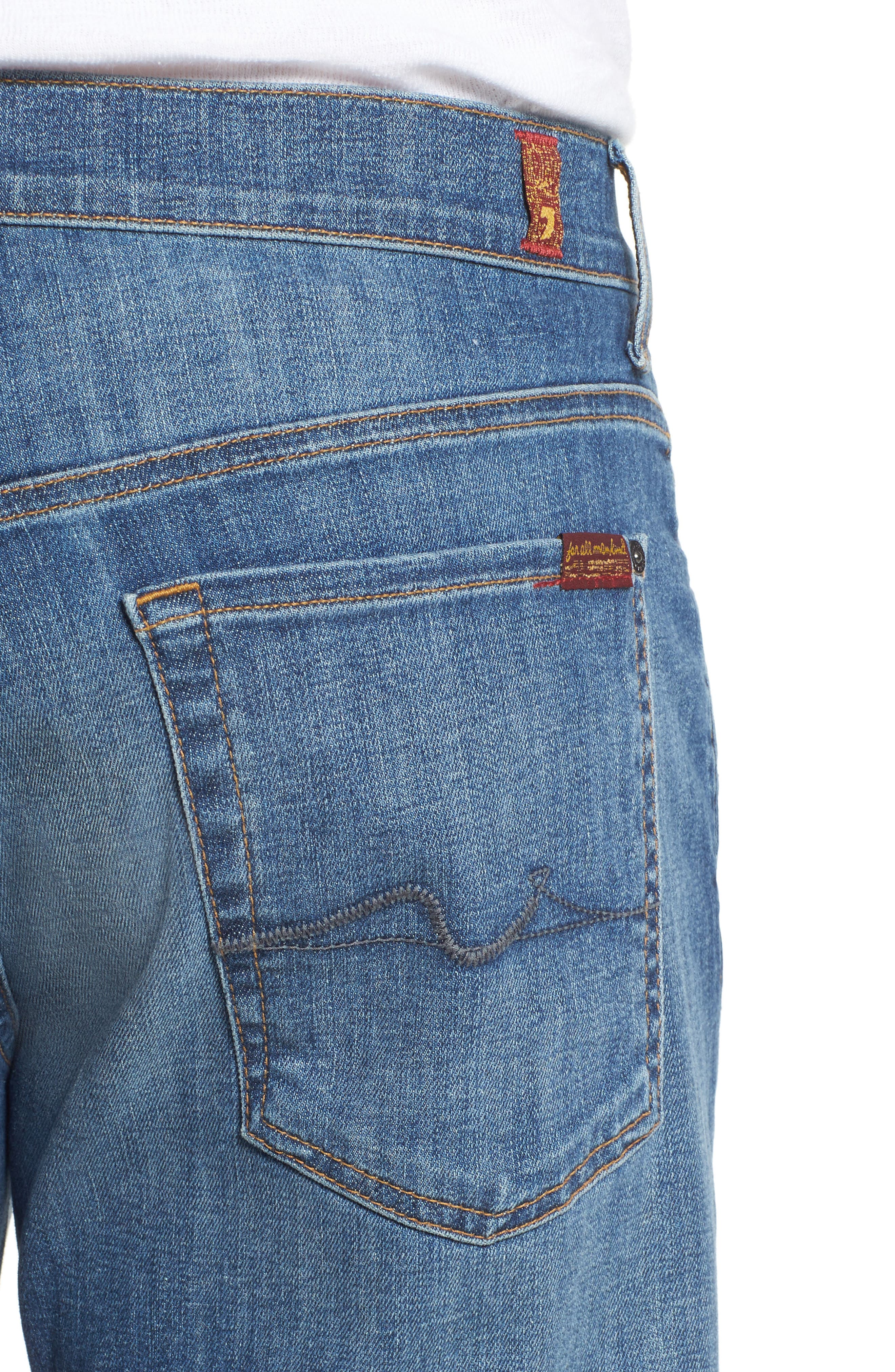 Austyn Relaxed Fit Jeans,                             Alternate thumbnail 4, color,                             EAST SUSSEX