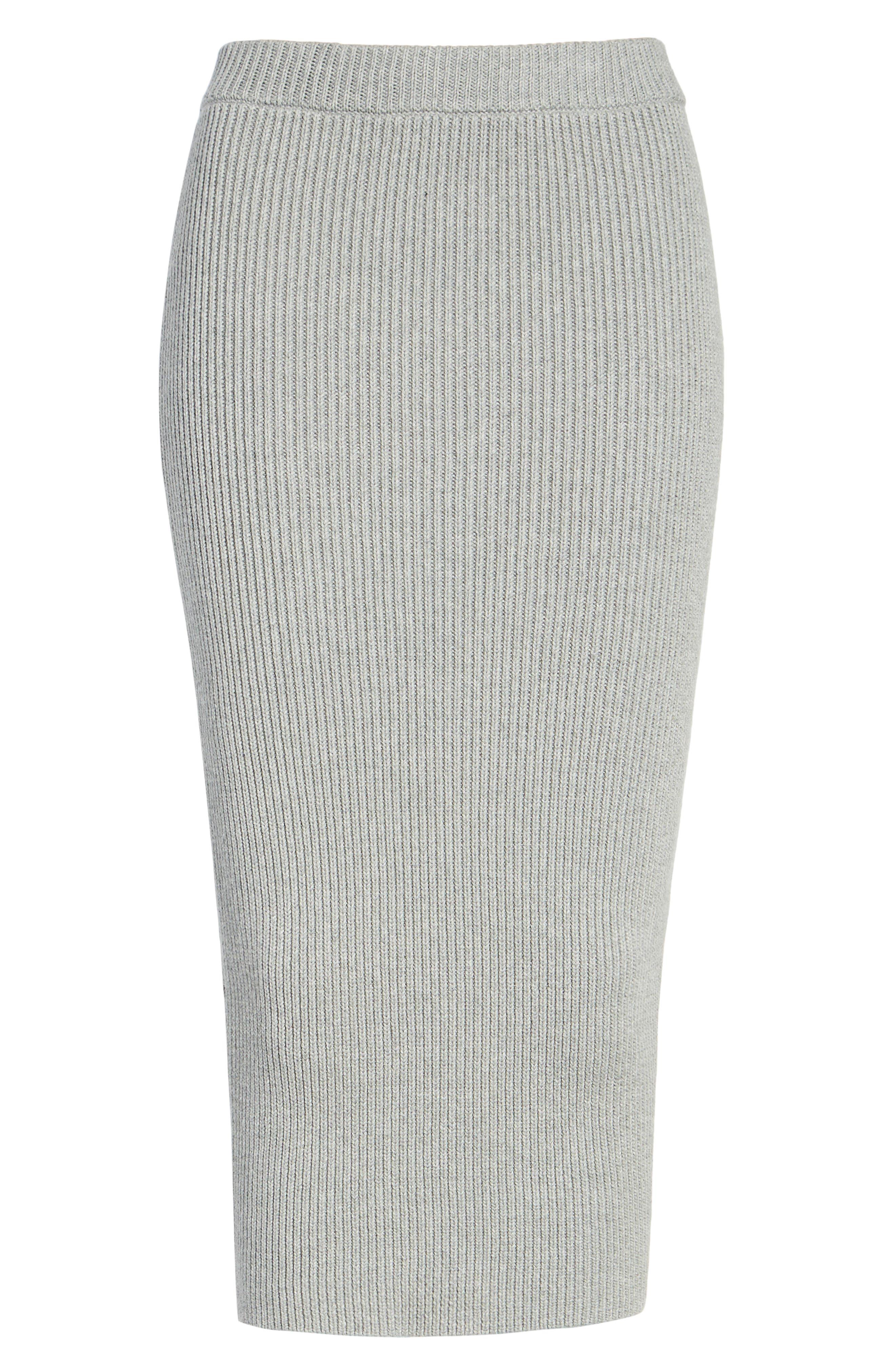 Galactic Knit Skirt,                             Alternate thumbnail 6, color,                             051