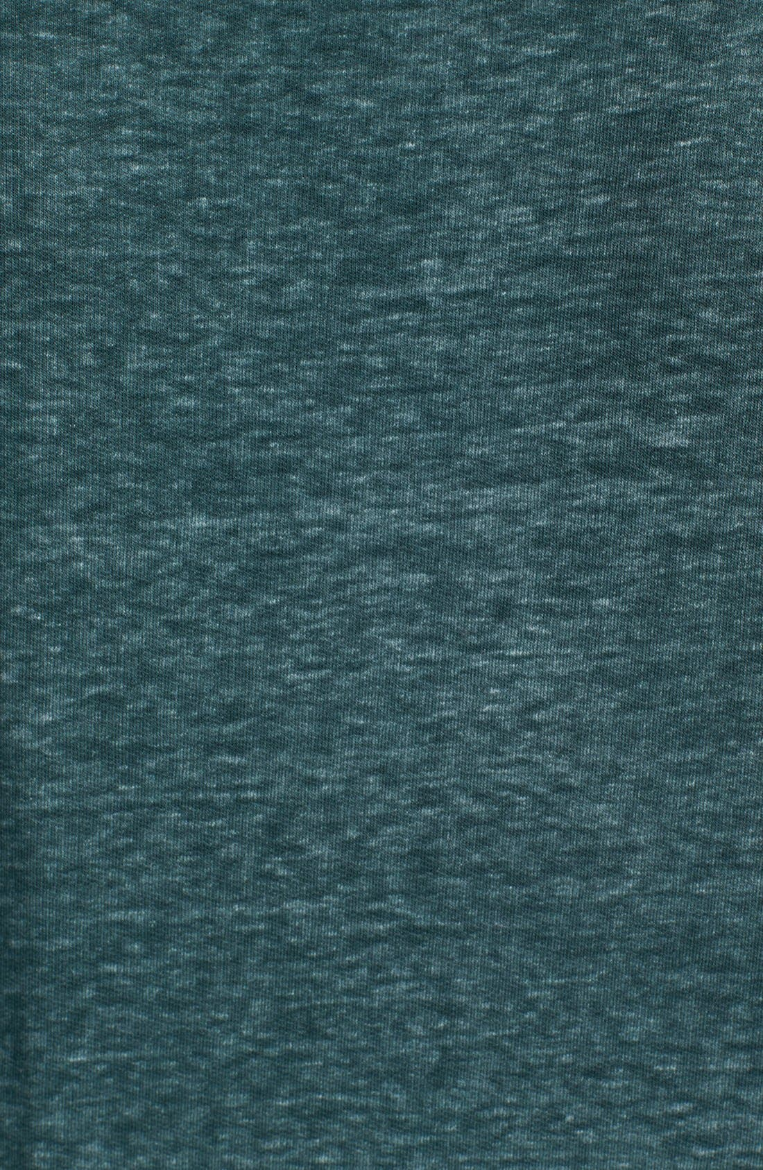 Washed Raglan Sleeve Sweatshirt,                             Alternate thumbnail 19, color,