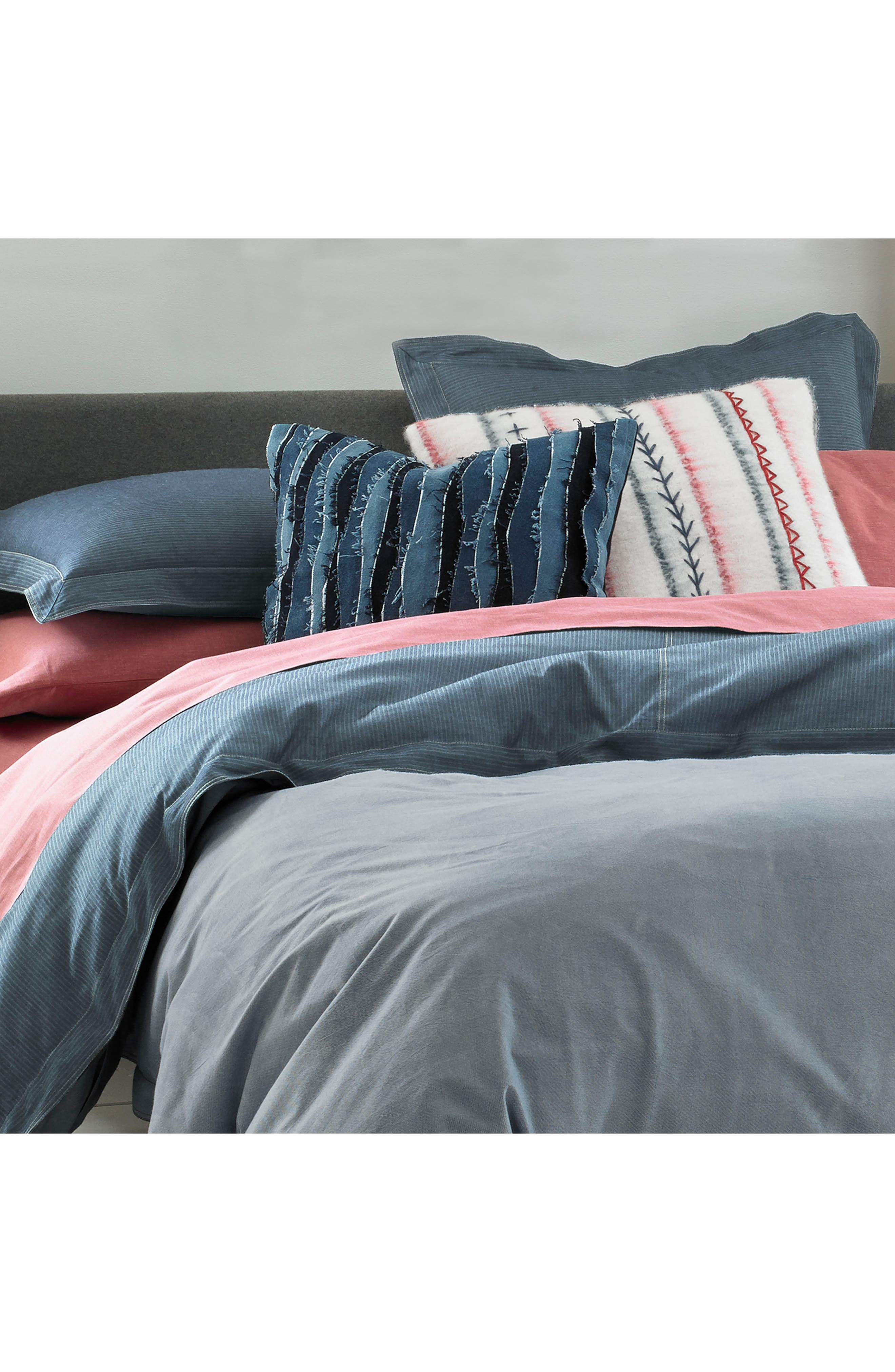 Chambray Pillowcases,                             Alternate thumbnail 6, color,