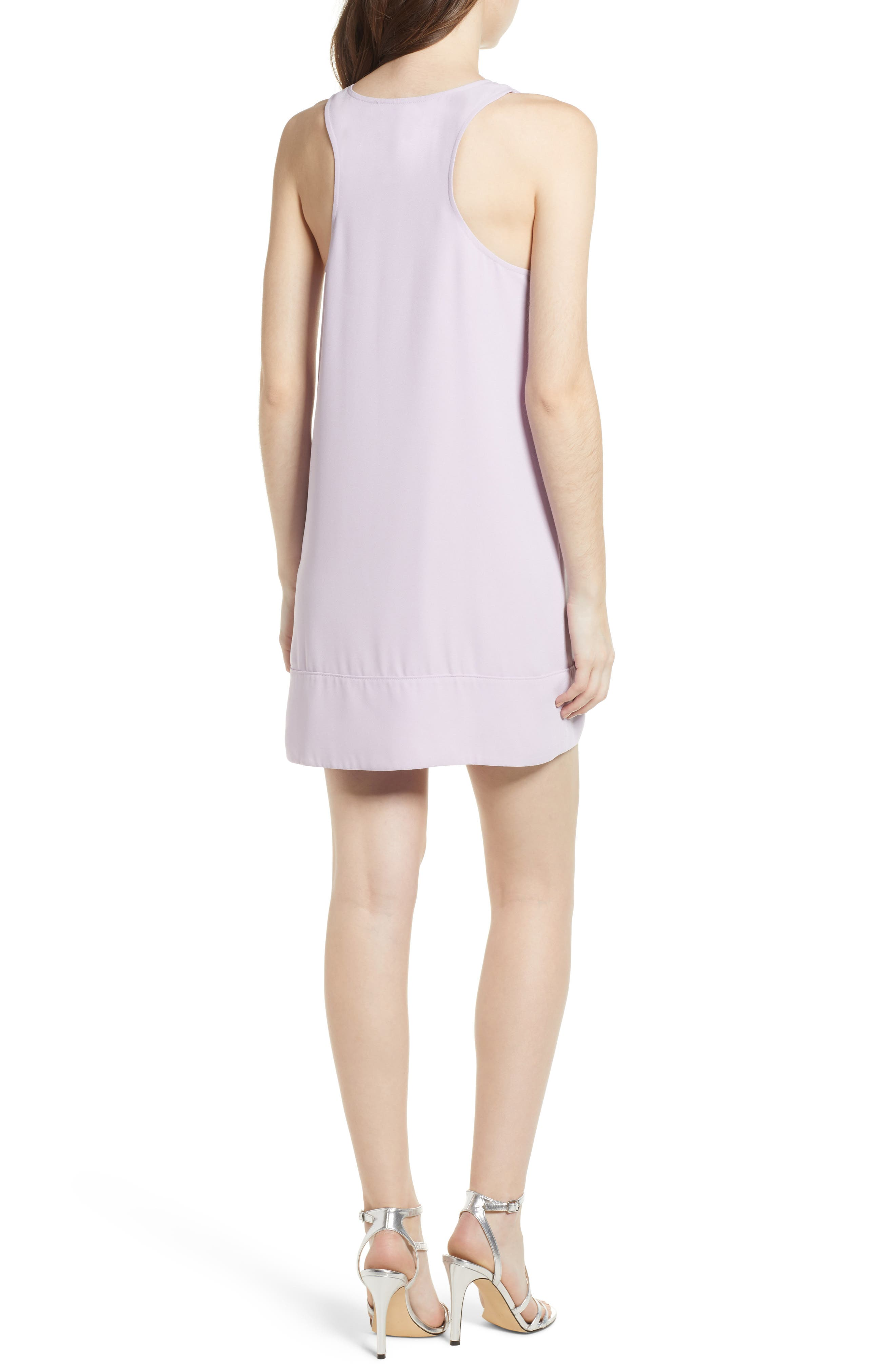 Racerback Shift Dress,                             Alternate thumbnail 58, color,