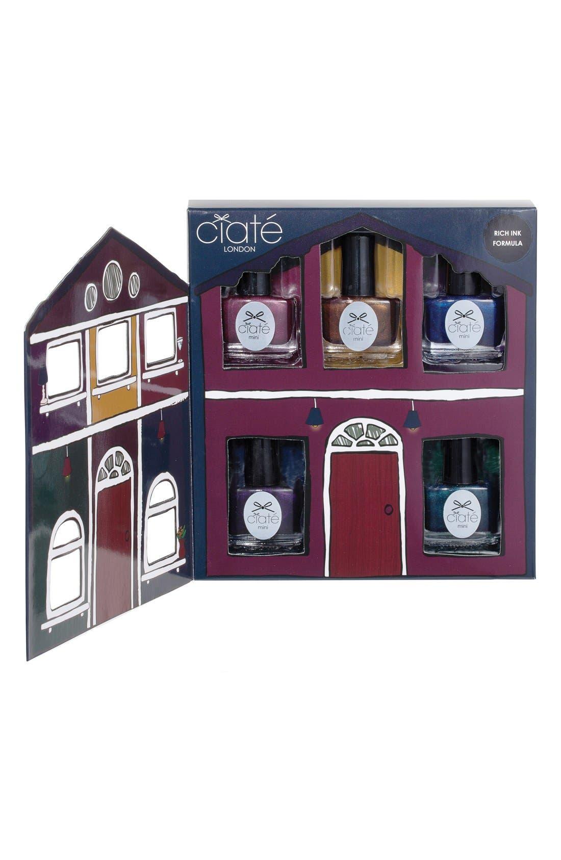 CIATÉ,                             'Haute House' Paint Pot Collection,                             Main thumbnail 1, color,                             000