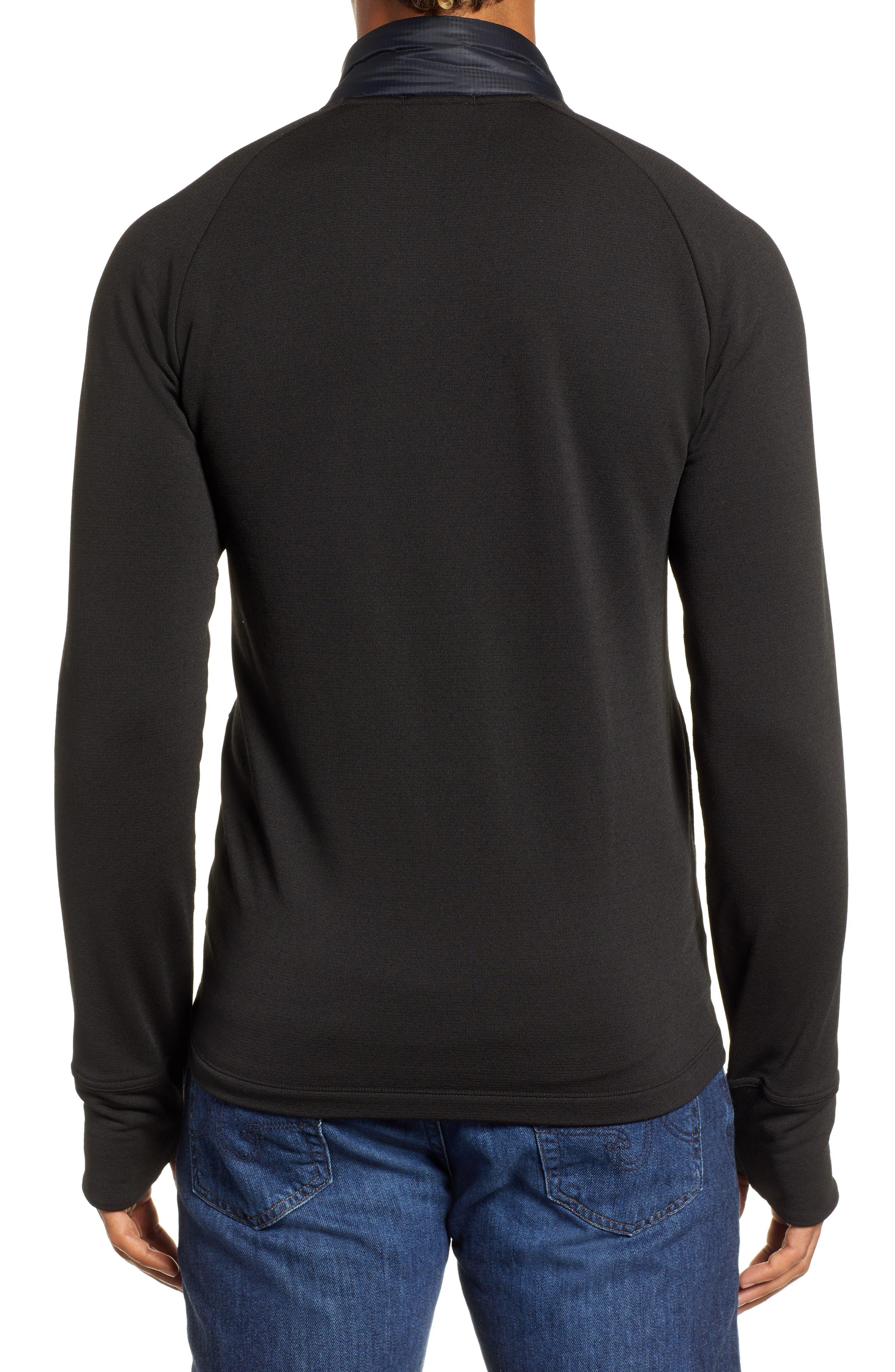 Regular Fit SmartLoft 120 Jacket,                             Alternate thumbnail 2, color,                             BLACK