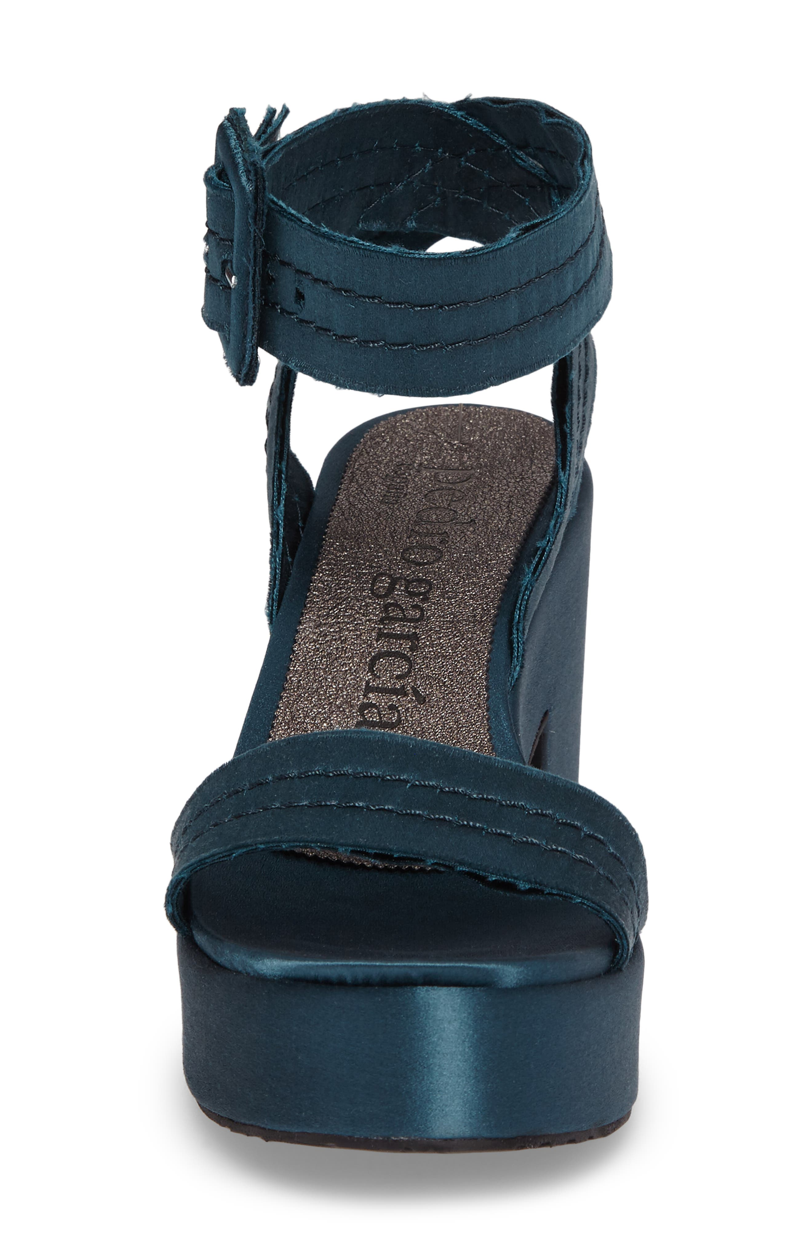 Davida Platform Sandal,                             Alternate thumbnail 4, color,                             400