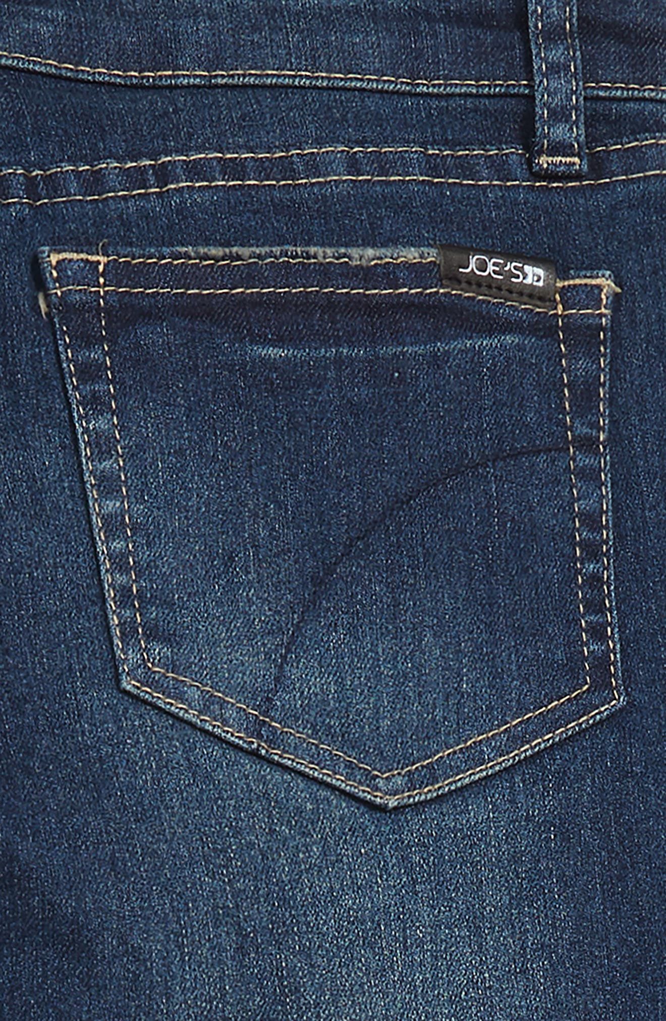 The Markie Skinny Ankle Jeans,                             Alternate thumbnail 3, color,                             400