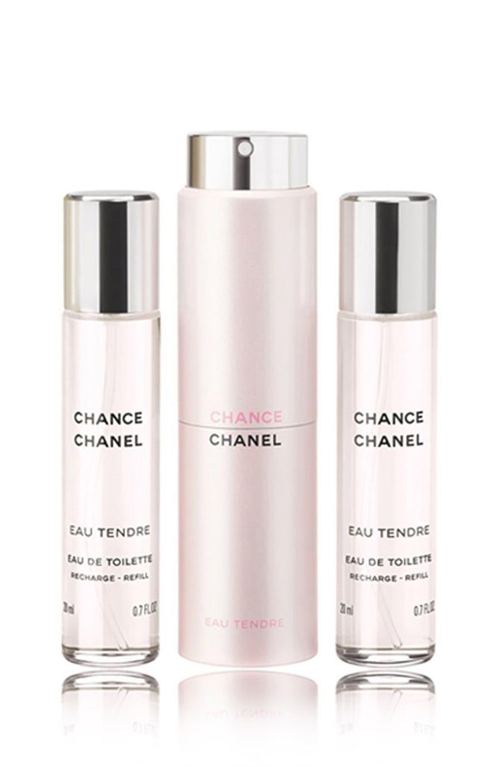 CHANEL CHANCE EAU TENDRE Eau de Toilette Twist   Spray  bf79a84509f7
