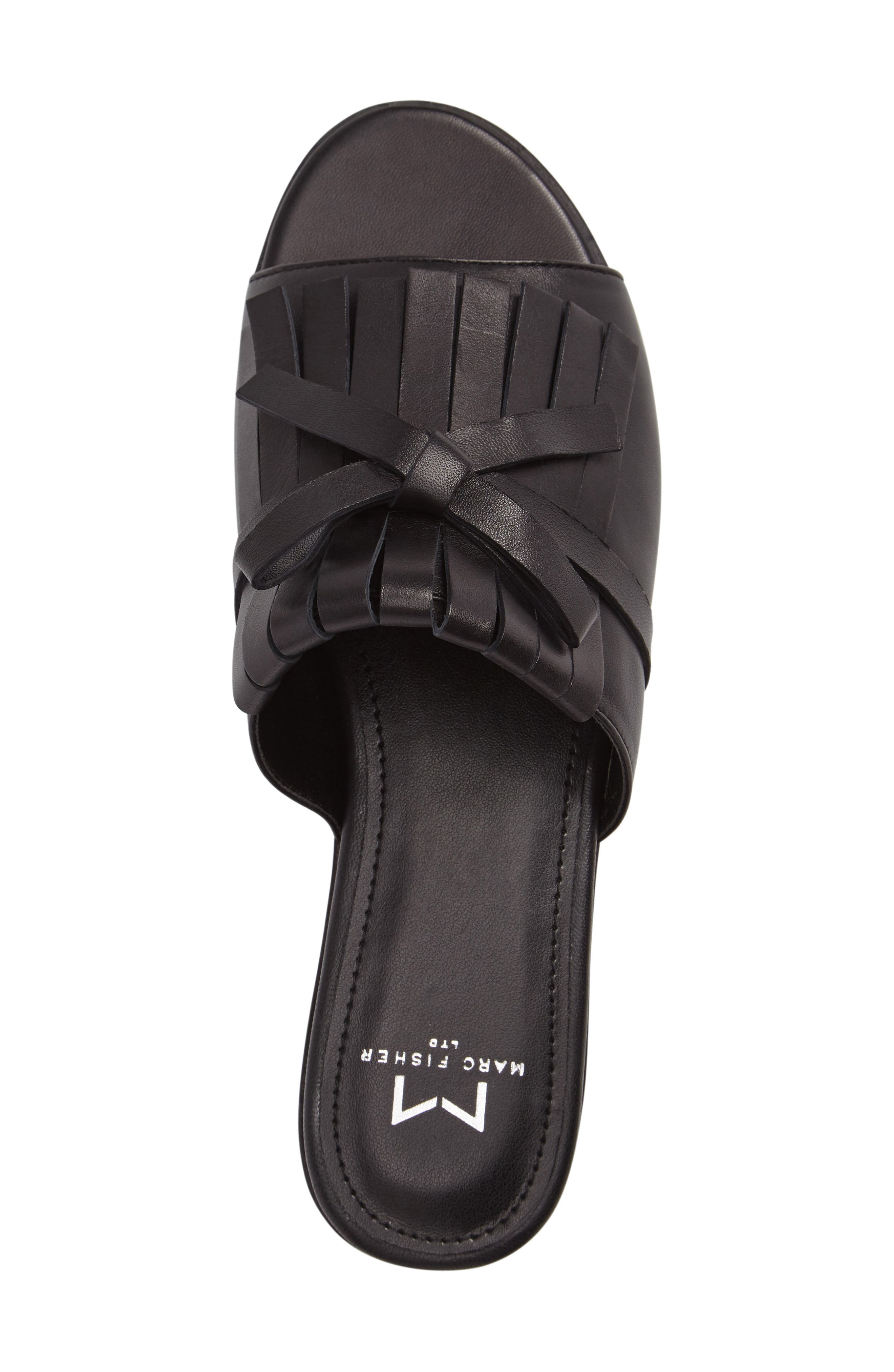 Whitley Slide Sandal,                             Alternate thumbnail 4, color,                             001