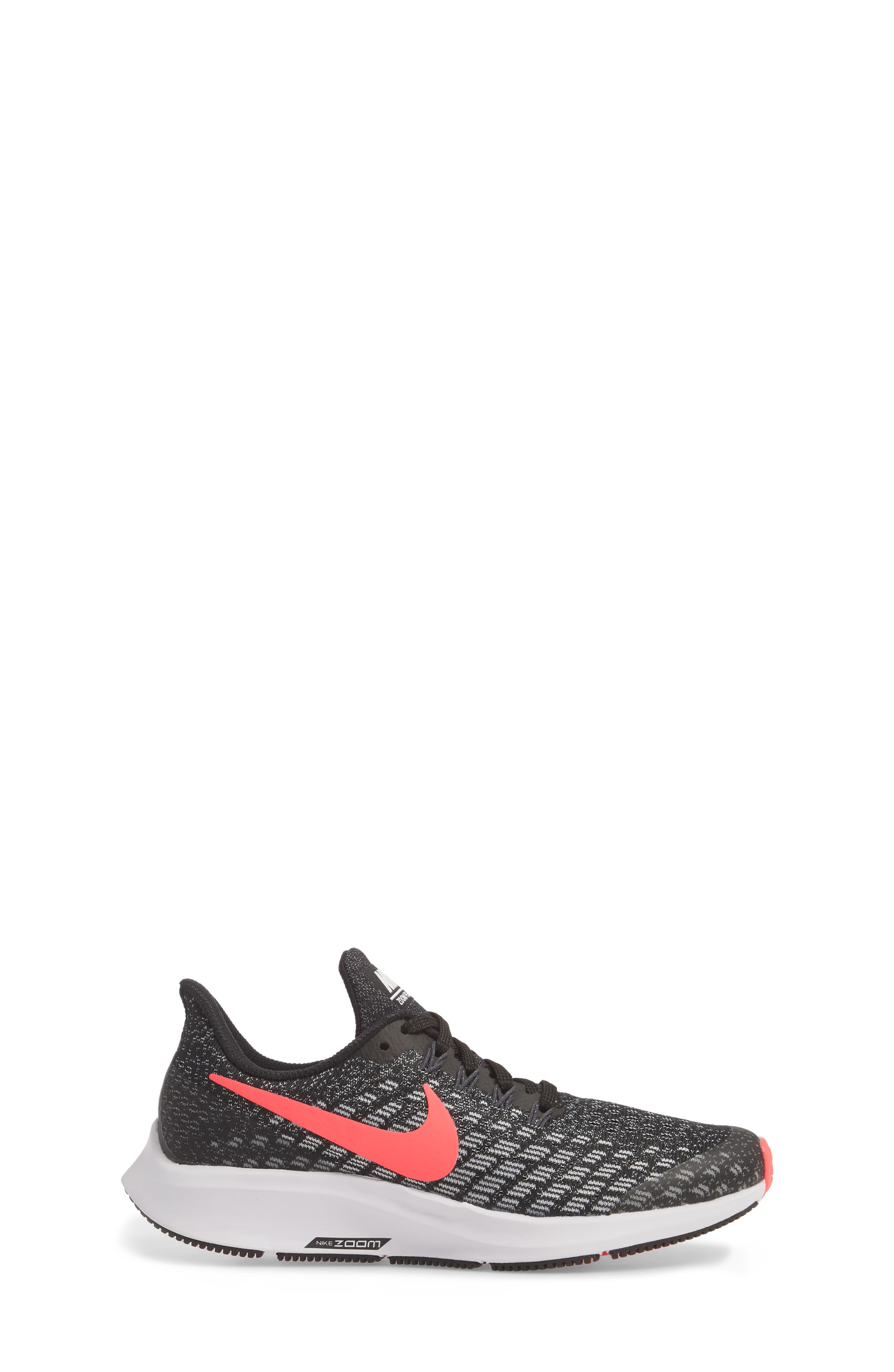 Air Zoom Pegasus 35 Sneaker,                             Alternate thumbnail 3, color,                             RACER PINK/ WHITE/ ANTHRACITE