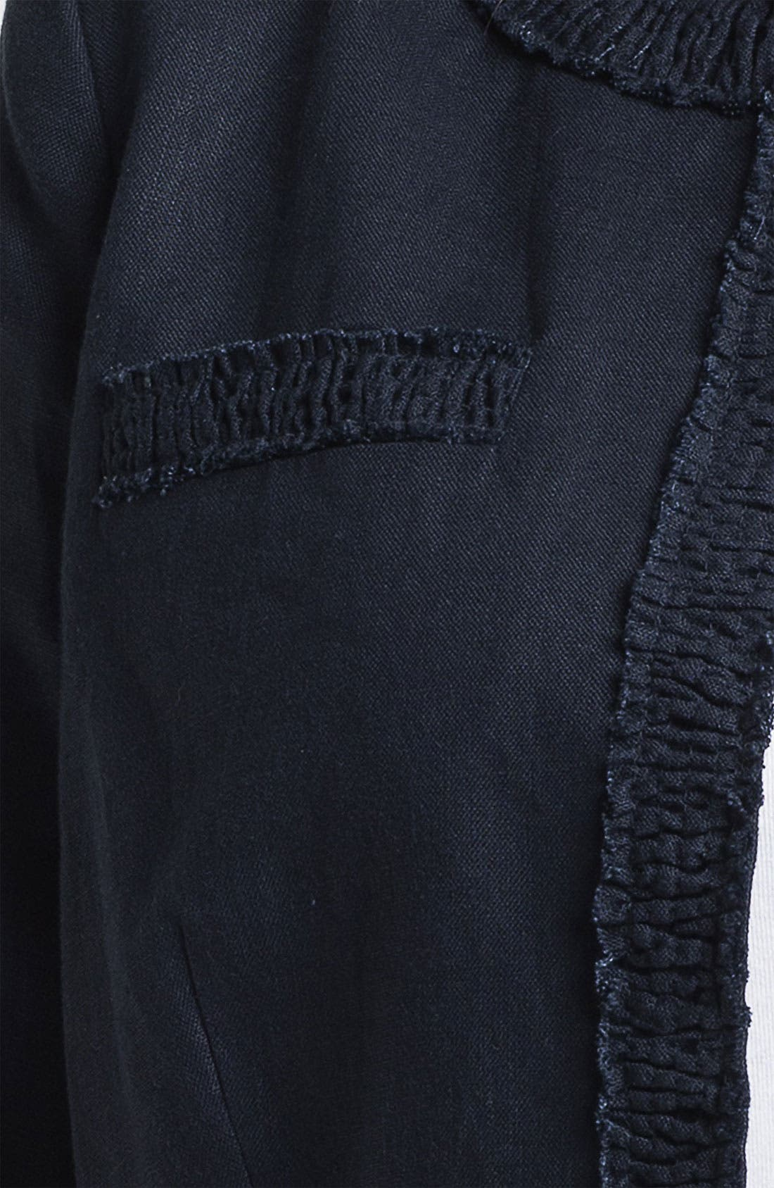 Linen Jacket,                             Alternate thumbnail 6, color,
