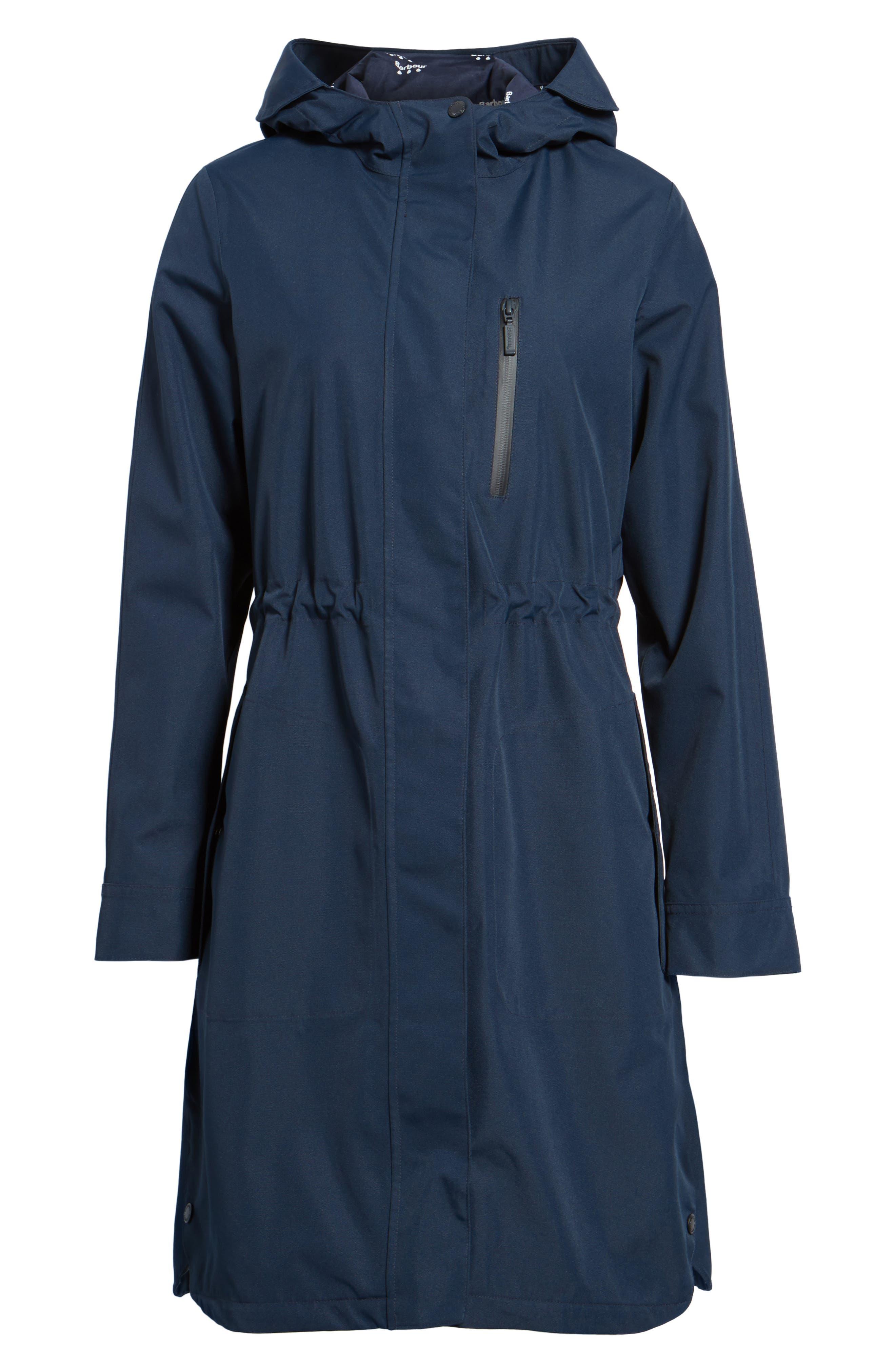 Sleet Hooded Jacket,                             Alternate thumbnail 10, color,