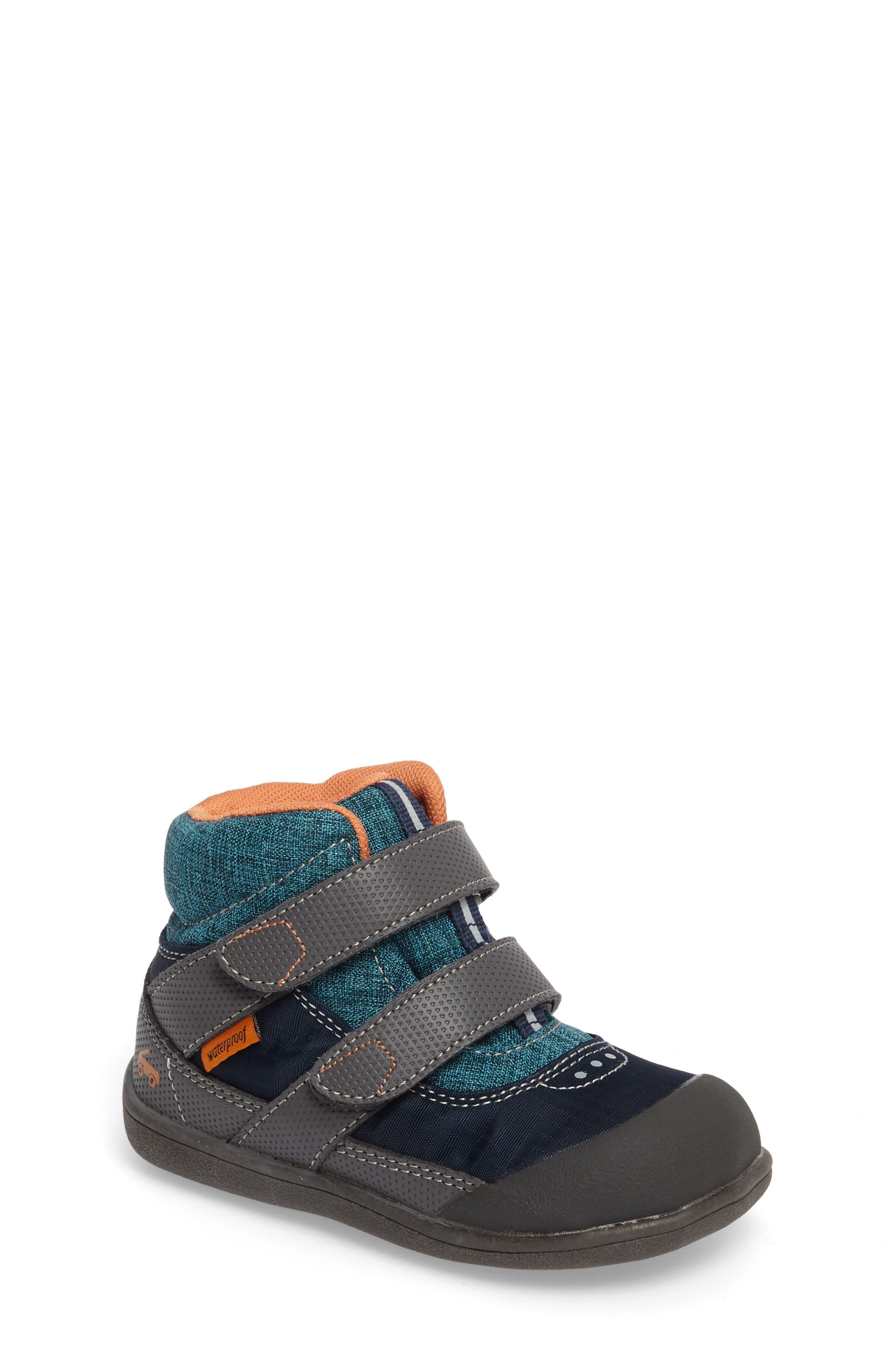 Atlas Waterproof Boot,                         Main,                         color,
