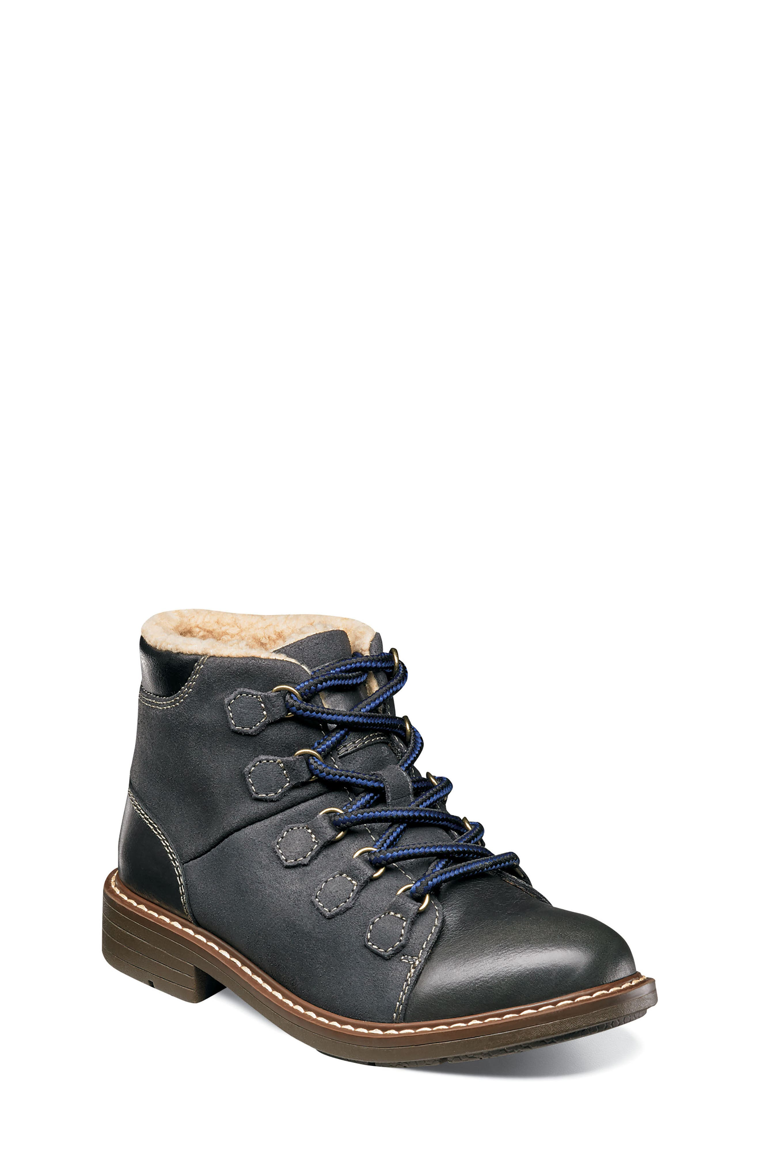 Studio Alpine Plush Lined Boot,                             Main thumbnail 1, color,                             020