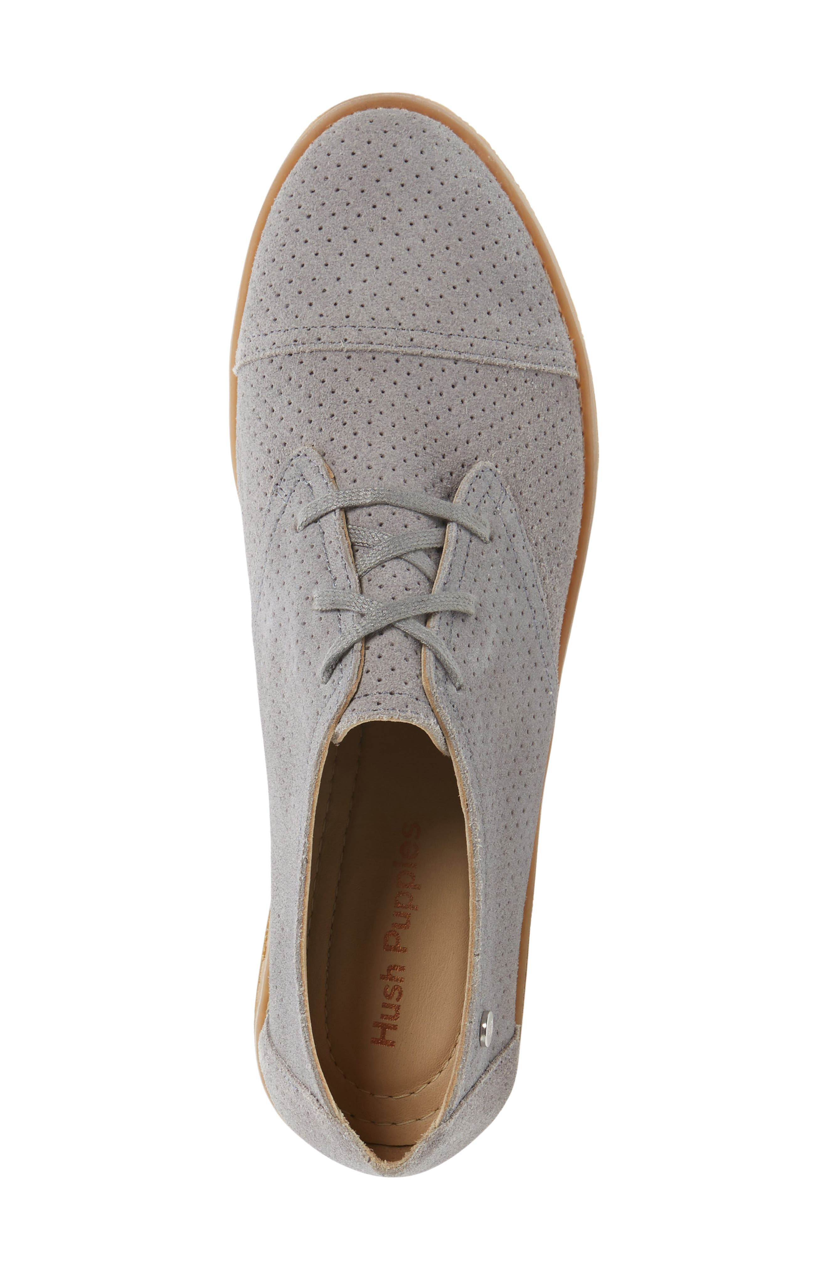 HUSH PUPPIES<SUP>®</SUP>,                             Hush Puppies Aiden Clever Oxford,                             Alternate thumbnail 3, color,                             025