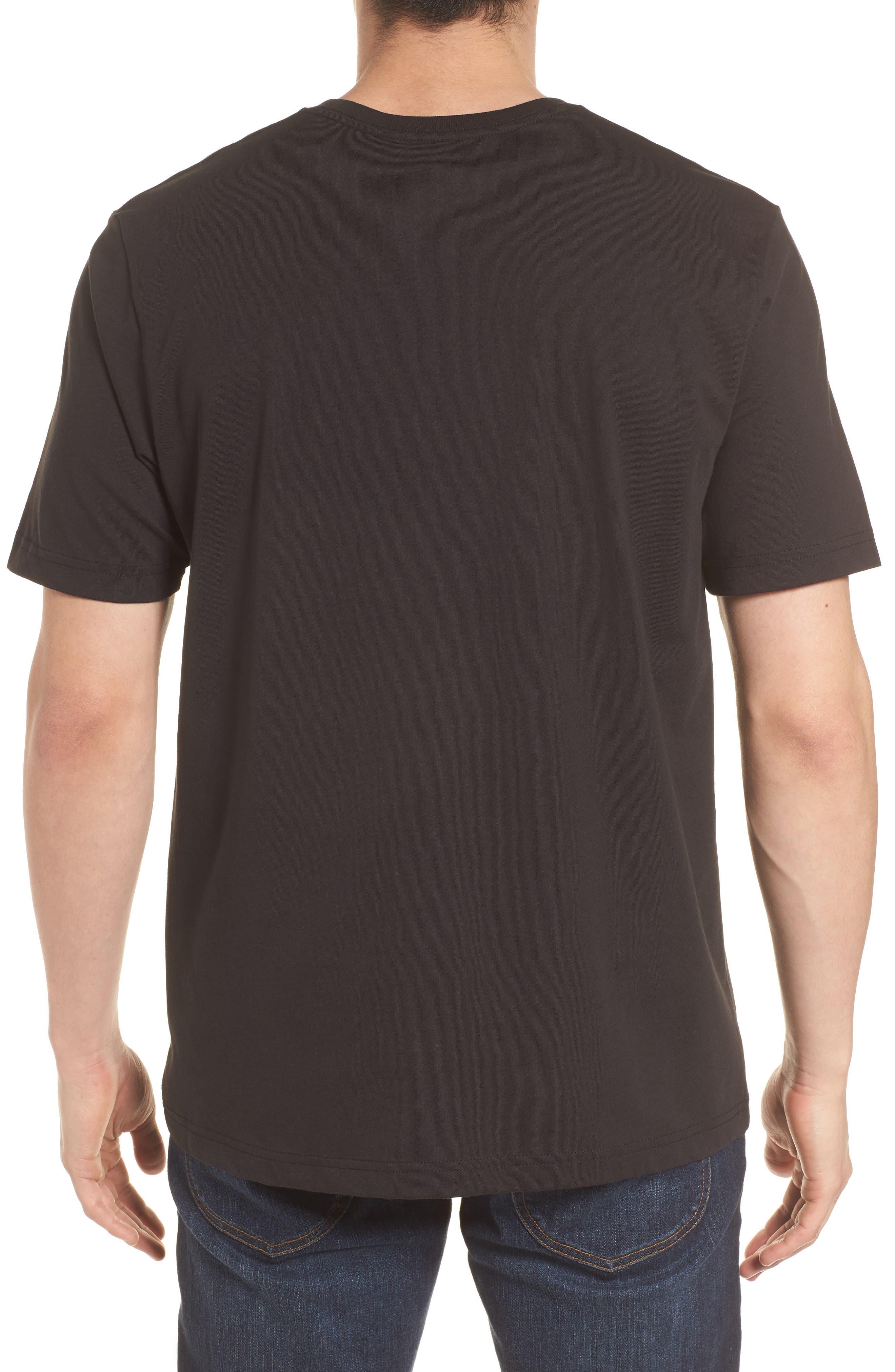 B-Stern Graphic T-Shirt,                             Alternate thumbnail 2, color,                             001