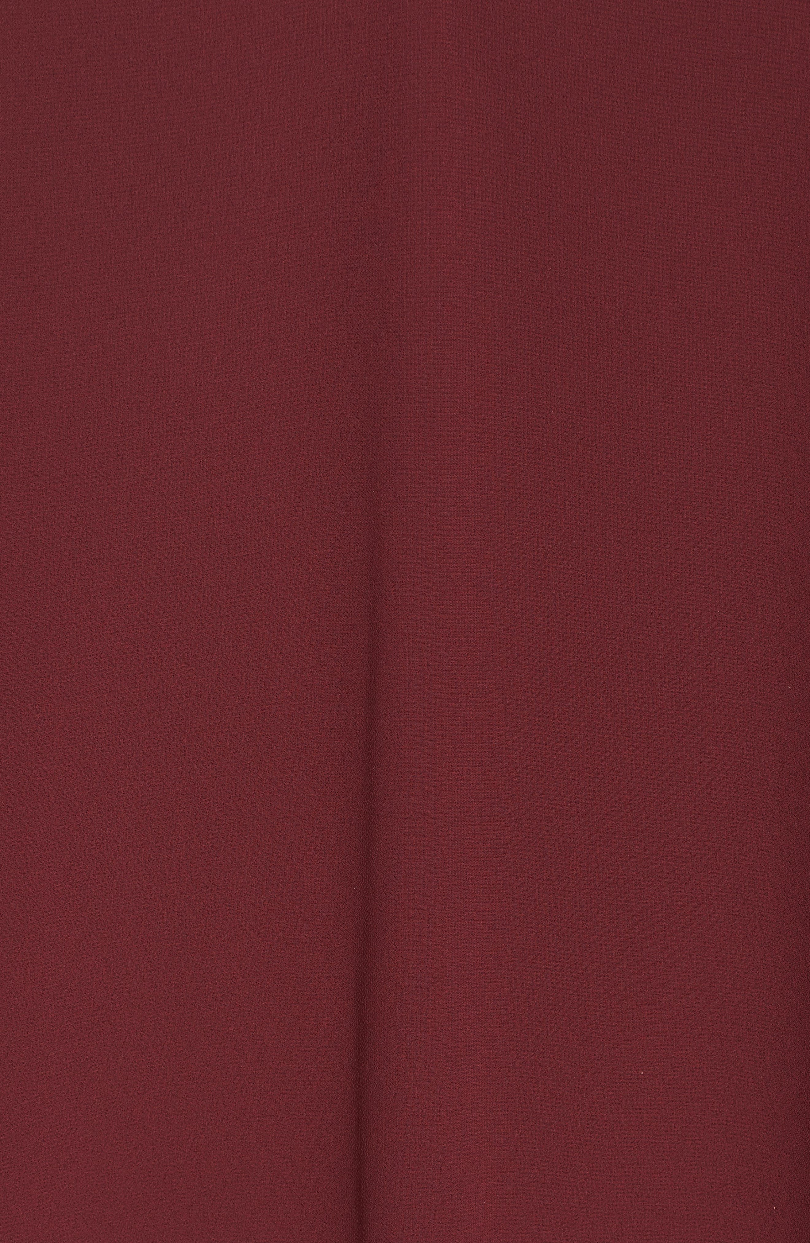 Josephine Choker Dress,                             Alternate thumbnail 5, color,                             930
