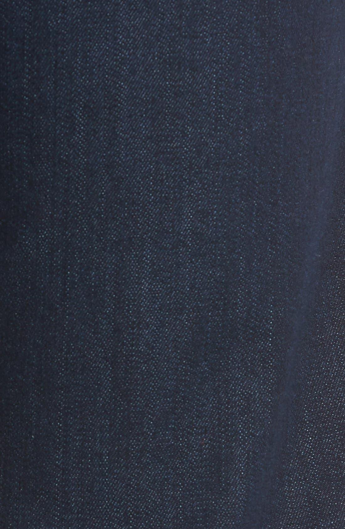 Courage Straight Leg Jeans,                             Alternate thumbnail 9, color,                             RINSE VINTAGE