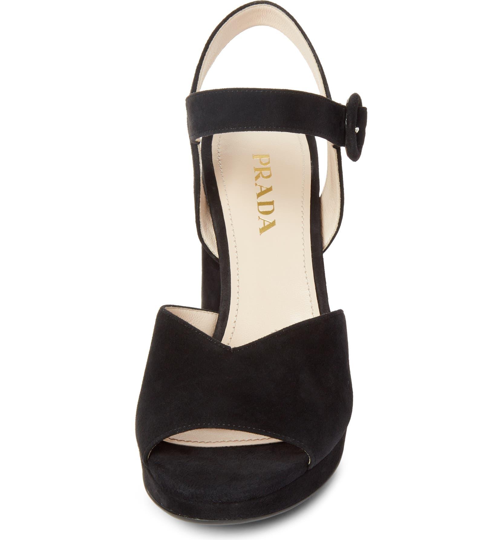 6eaff46c5e9 Prada Platform Sandal (Women) (Nordstrom Exclusive)
