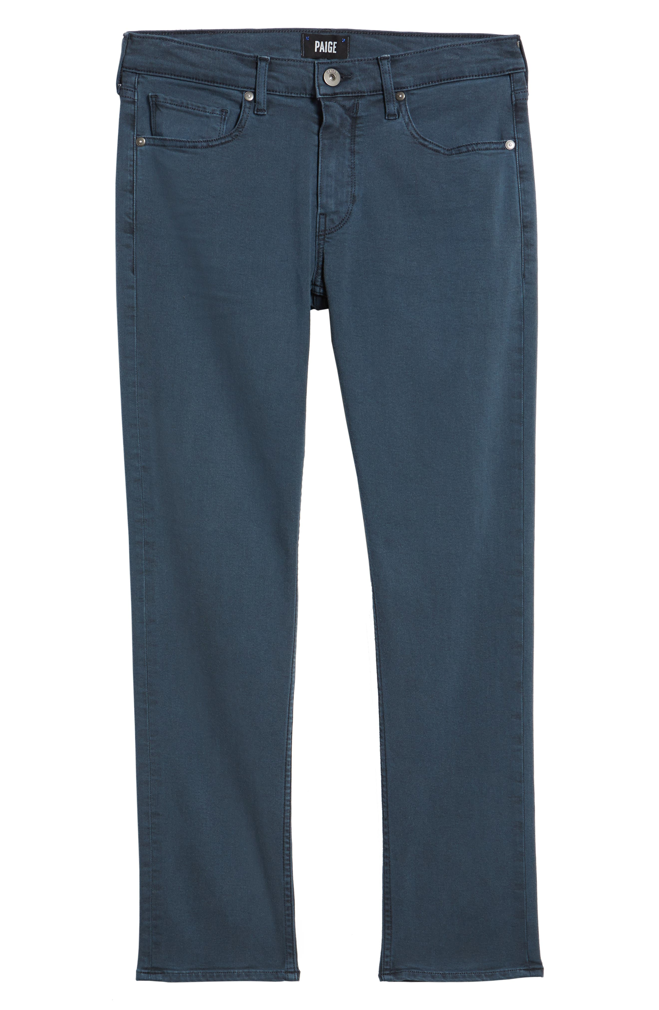 Lennox Slim Fit Jeans,                             Alternate thumbnail 6, color,                             VINTAGE AMALFI