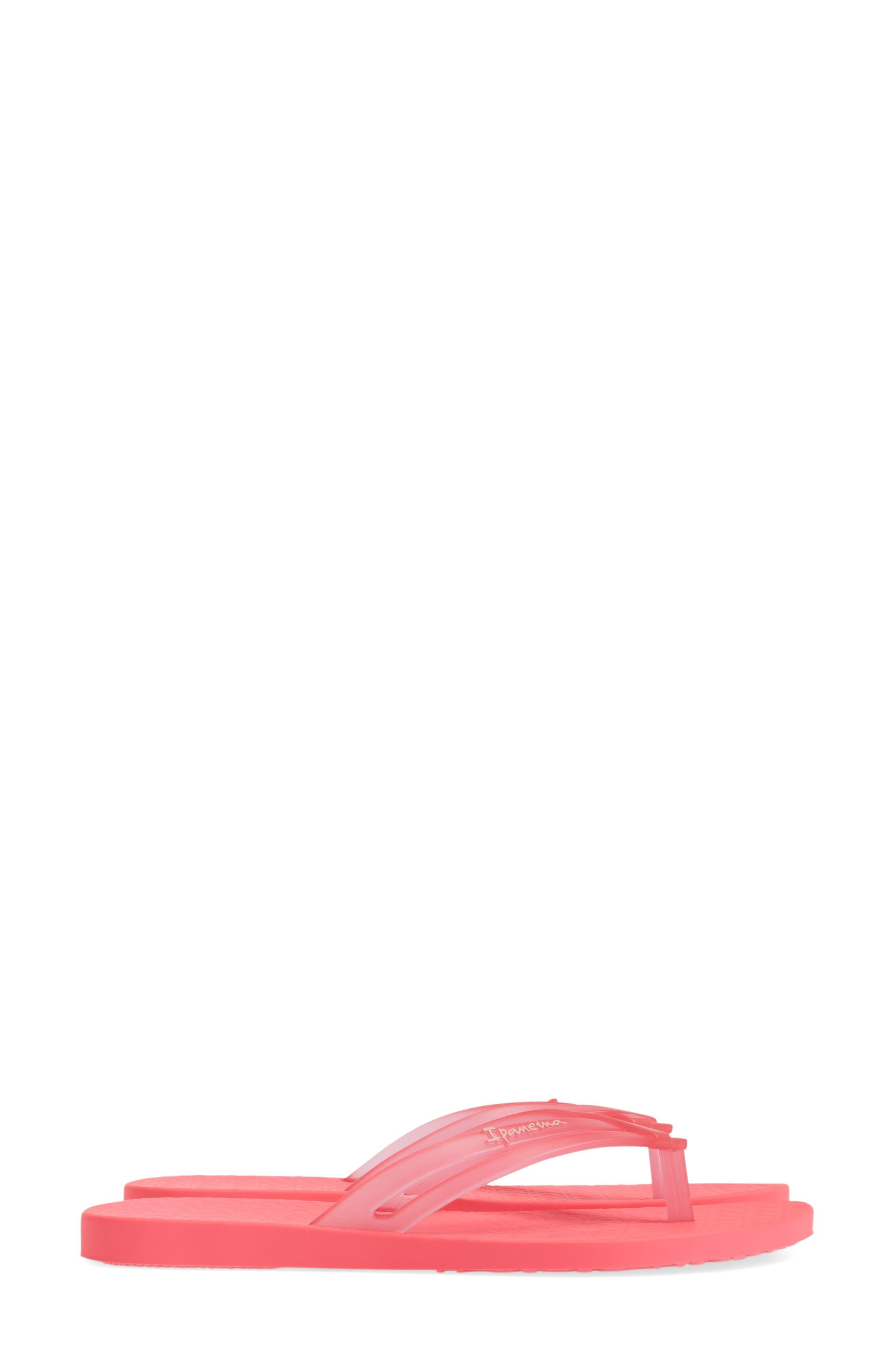 Hashtag Flip Flop,                             Alternate thumbnail 9, color,