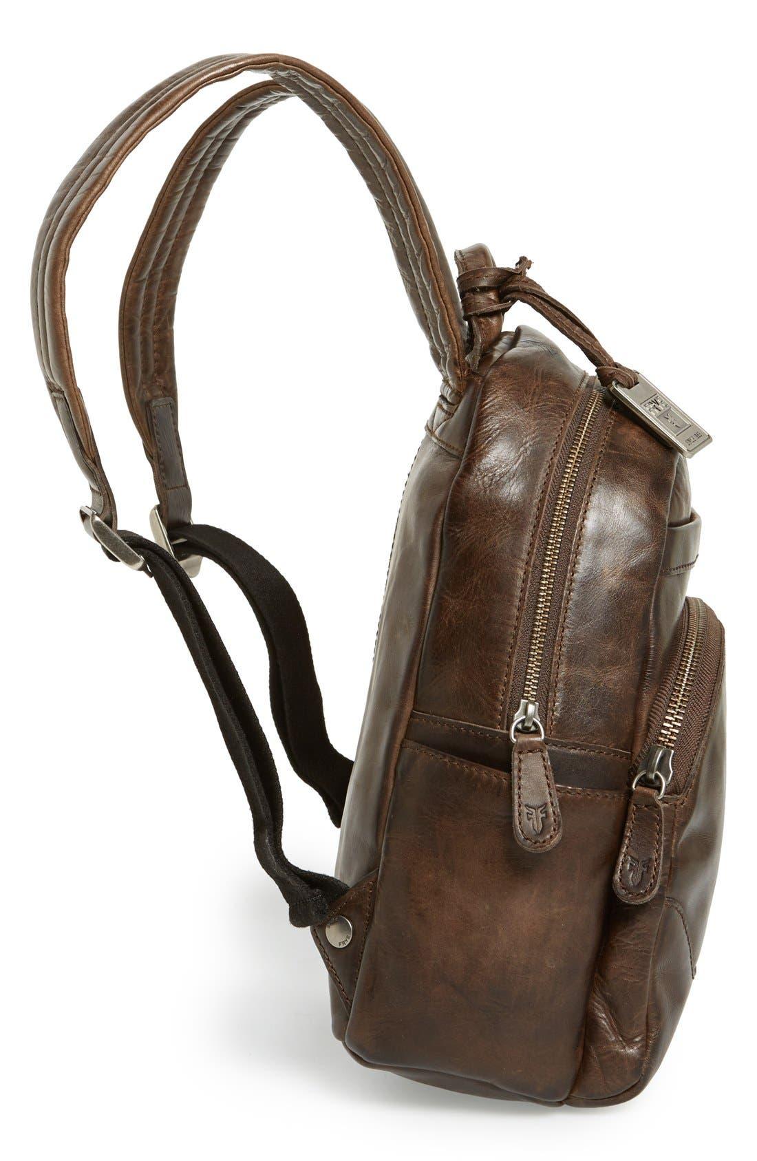 FRYE,                             'Melissa' Backpack,                             Alternate thumbnail 5, color,                             020
