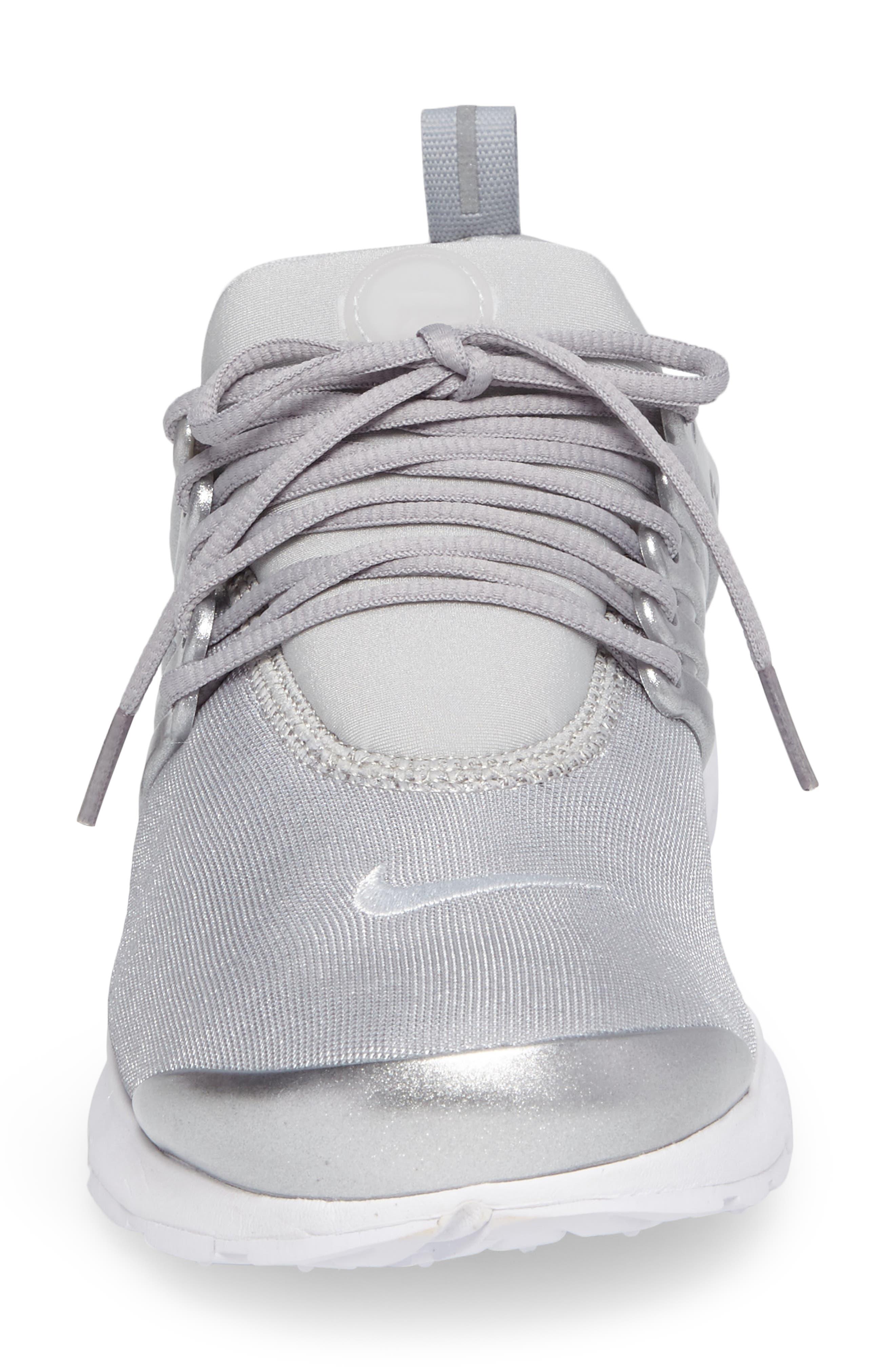 Air Presto Premium Sneaker,                             Alternate thumbnail 4, color,                             021
