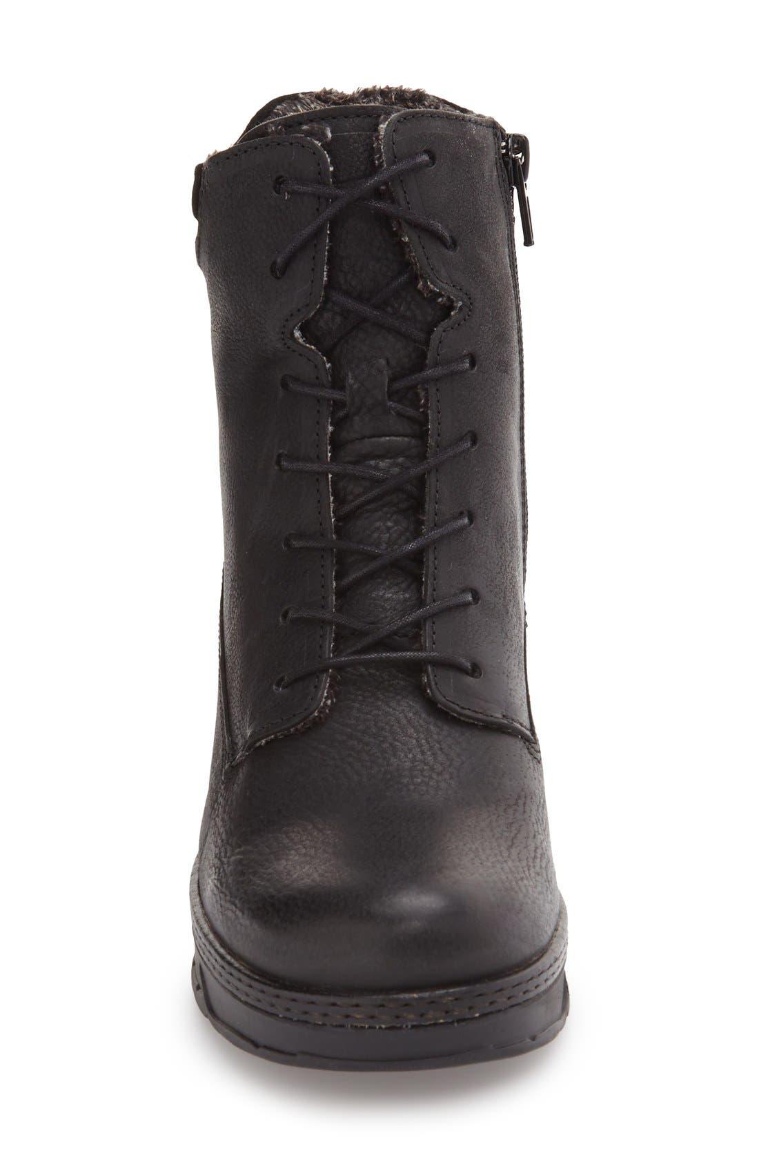 Fierce Boot,                             Alternate thumbnail 4, color,                             001