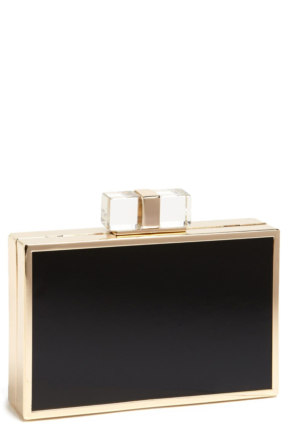 Bow Minaudiere,                         Main,                         color, 001