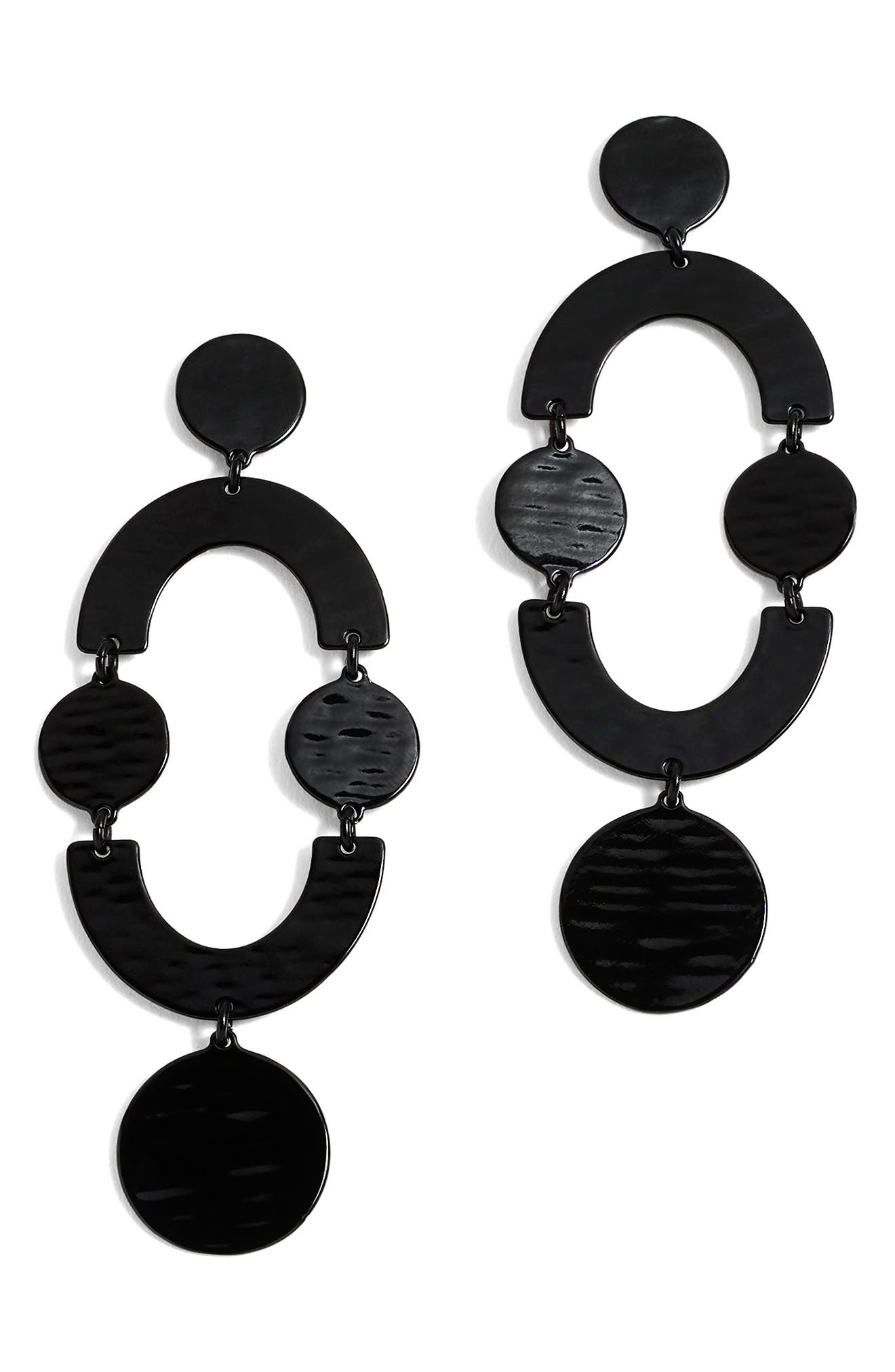 Circlet Earrings,                         Main,                         color, 001