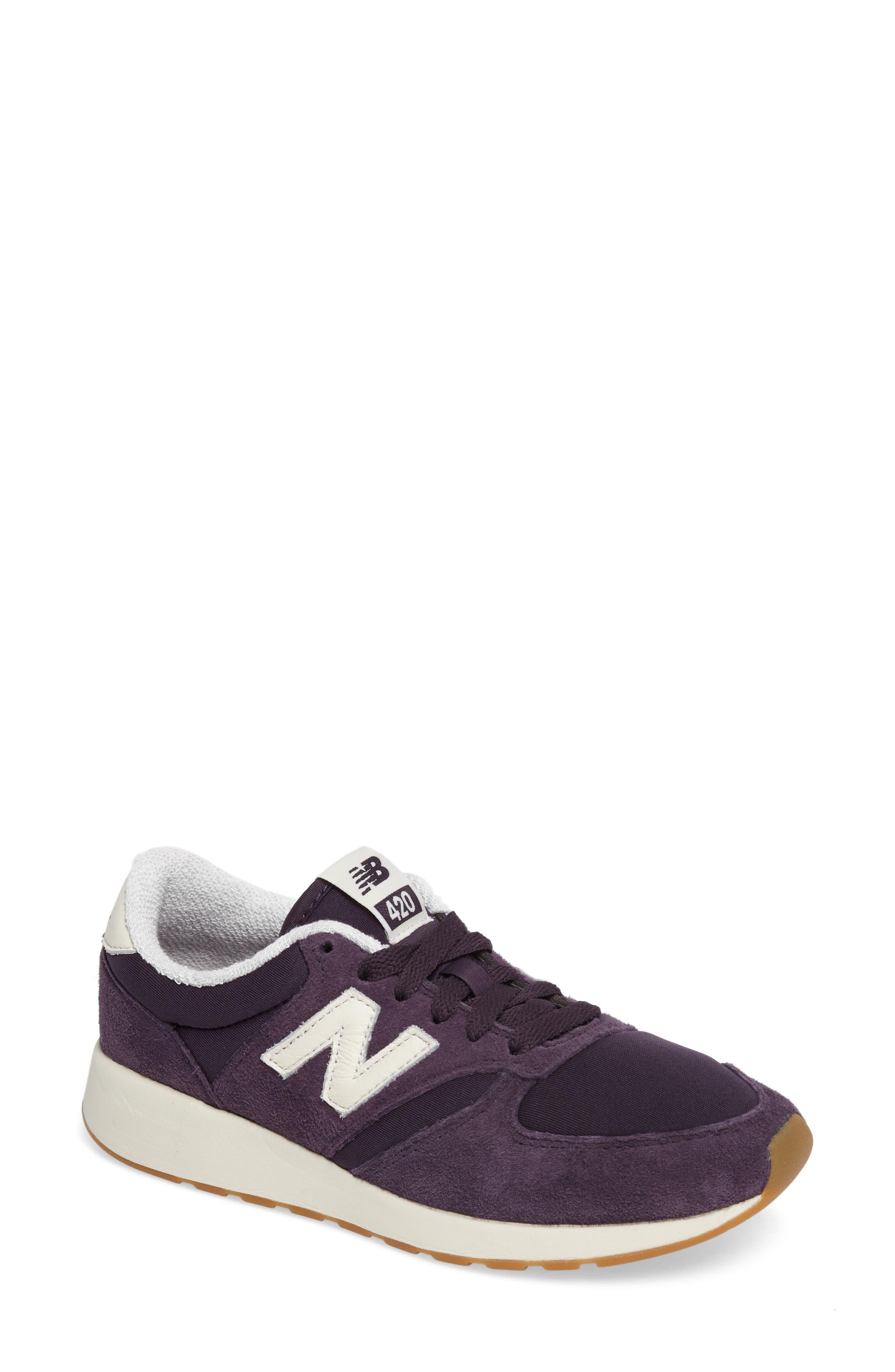 '420' Sneaker,                             Main thumbnail 4, color,