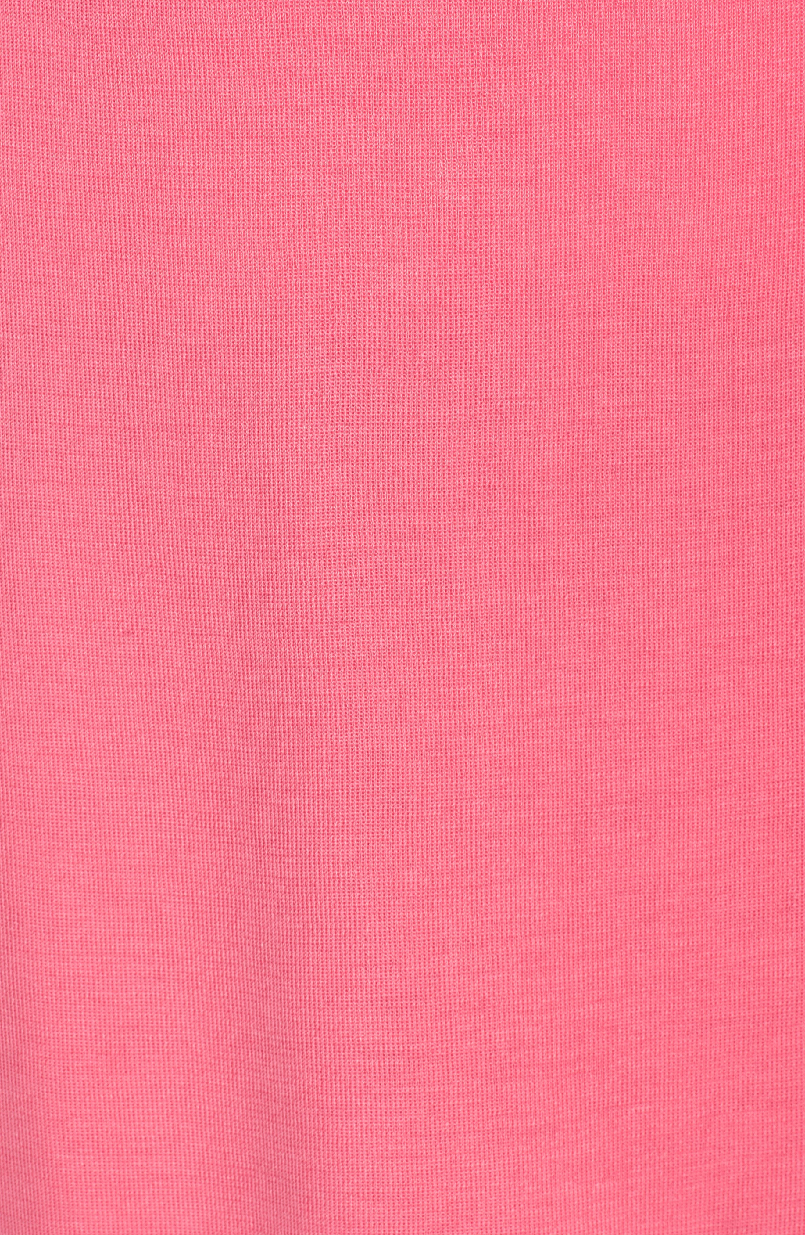 Straight Skirt,                             Alternate thumbnail 5, color,                             PINK LEMONADE