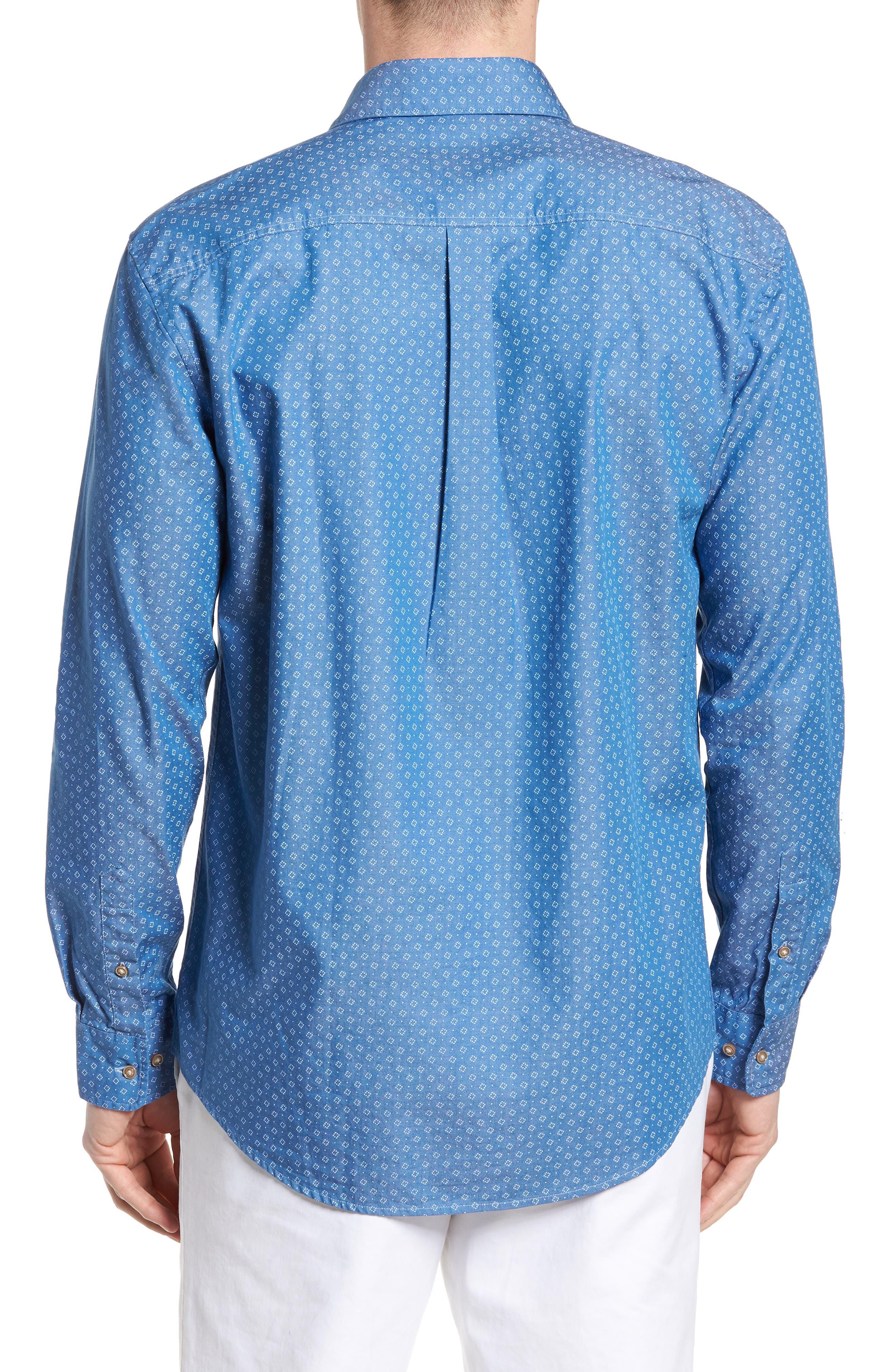 Barclay Regular Fit Sport Shirt,                             Alternate thumbnail 2, color,                             250