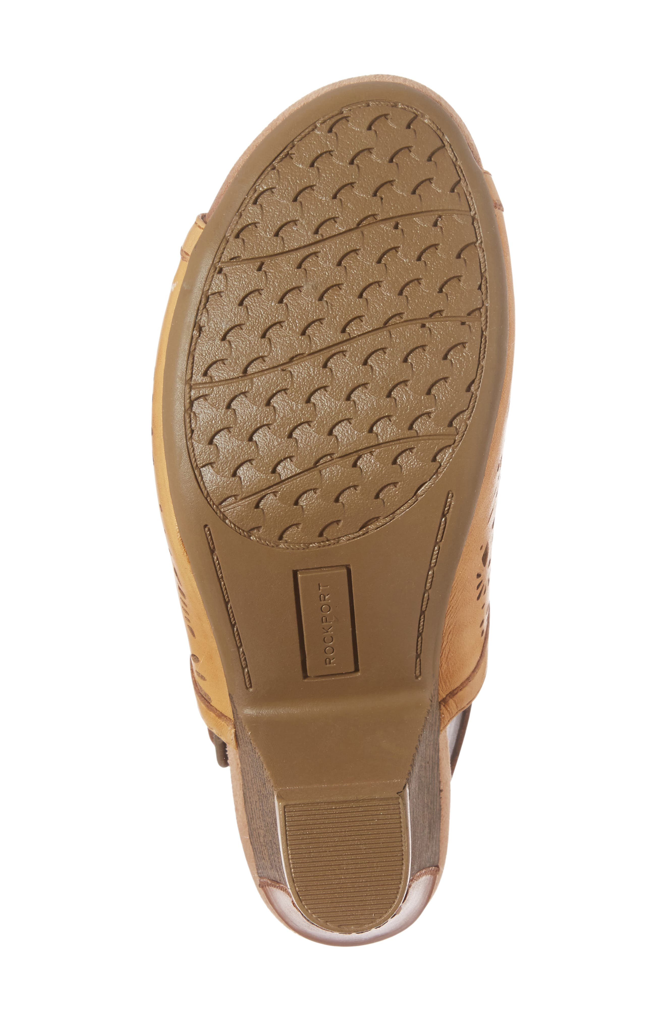 Tropez Block Heel Sandal,                             Alternate thumbnail 22, color,