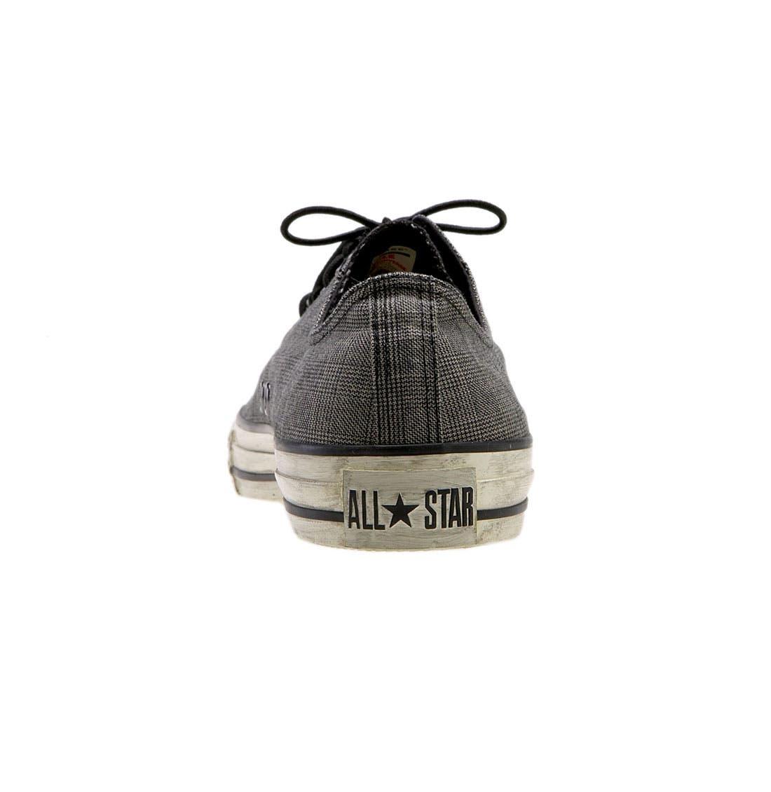 Multi Eyelet Sneaker,                             Alternate thumbnail 3, color,                             020