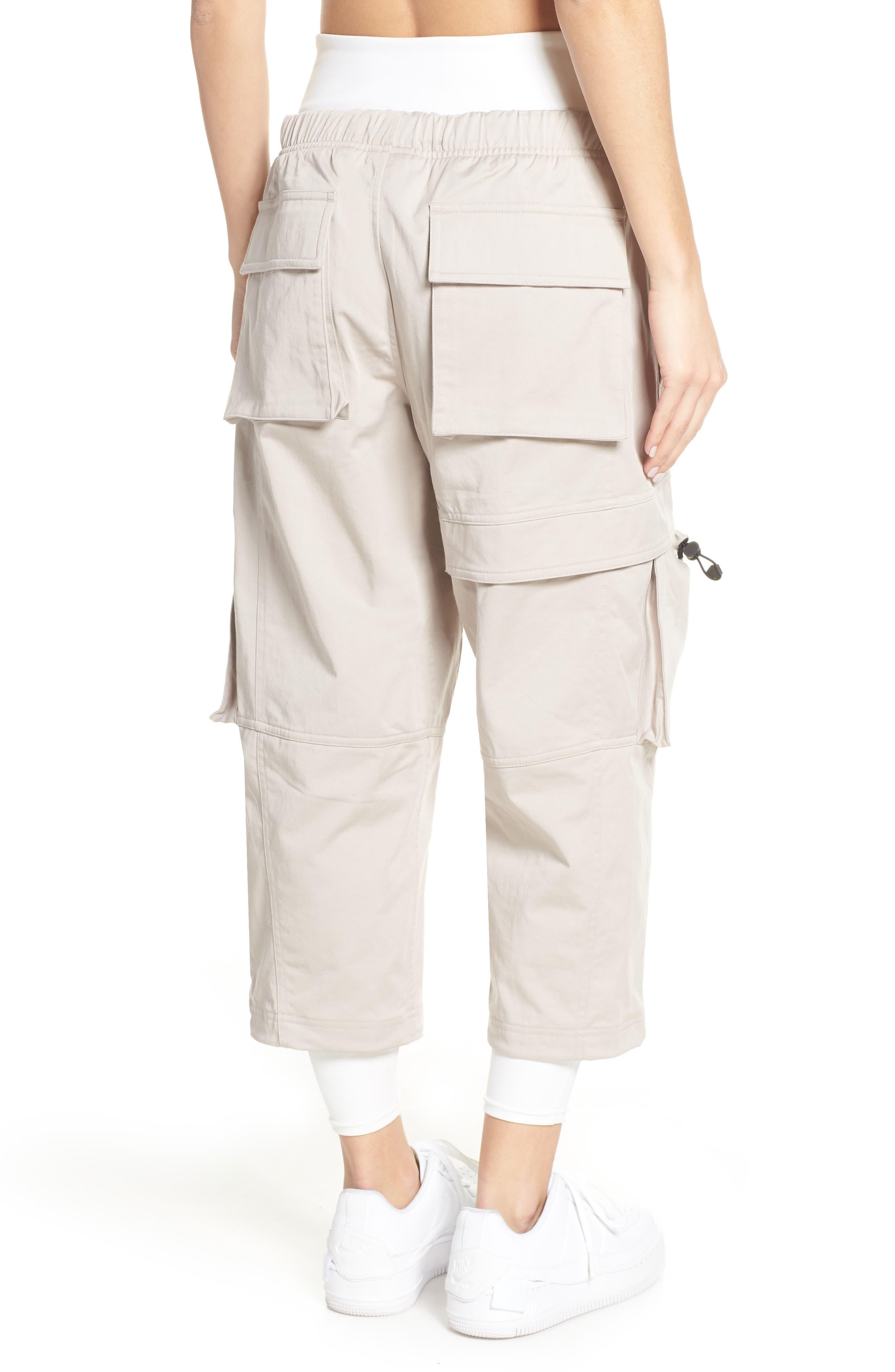 NIKE,                             ACG Women's Cargo Pants,                             Alternate thumbnail 2, color,                             MOON PARTICLE