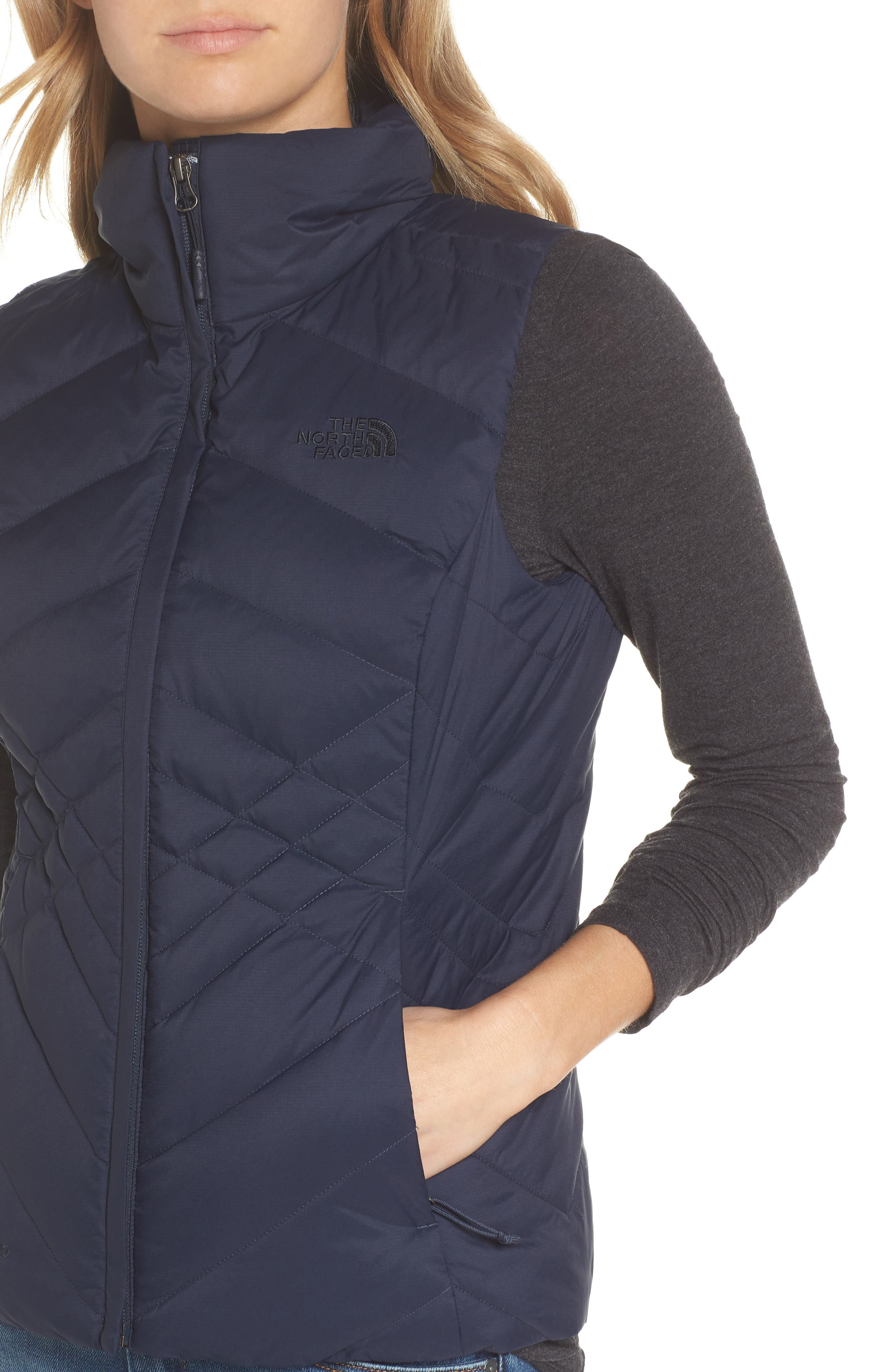 Aconcagua Down Vest,                             Alternate thumbnail 4, color,                             MATTE URBAN NAVY