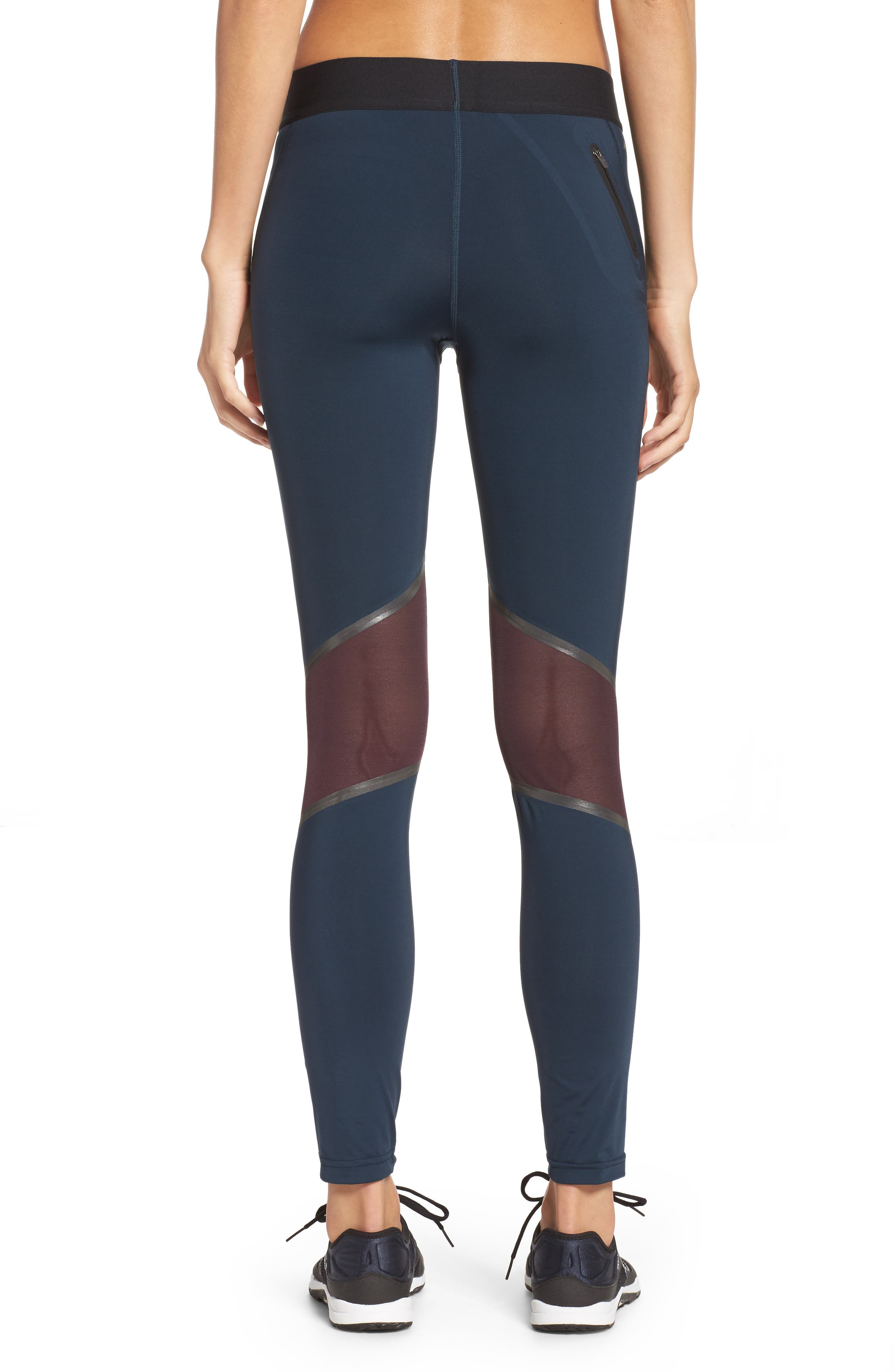 Precision Running Tights,                             Alternate thumbnail 2, color,                             424