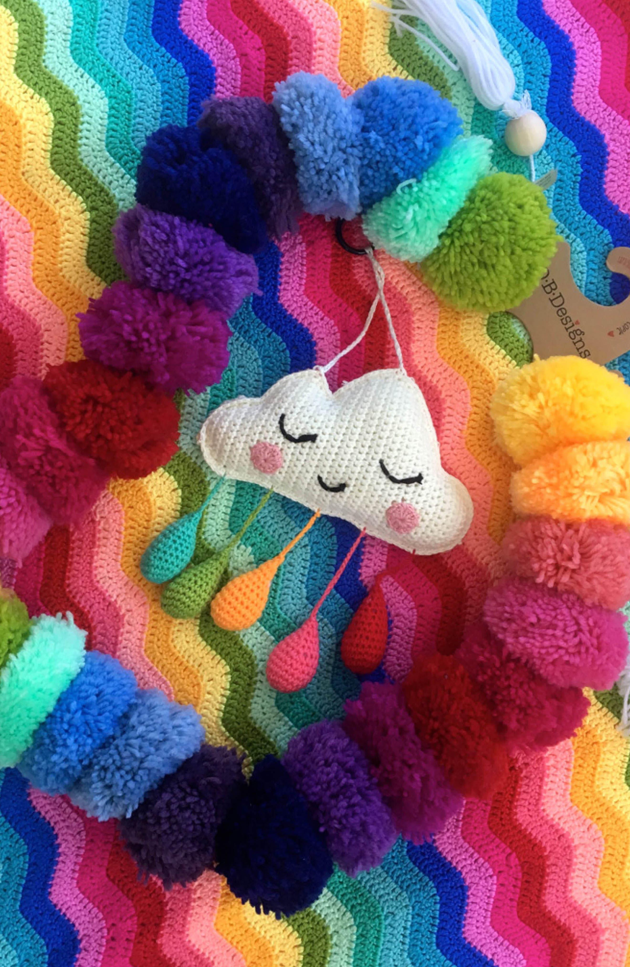 Cloud Mobile,                             Alternate thumbnail 6, color,                             RAINBOW