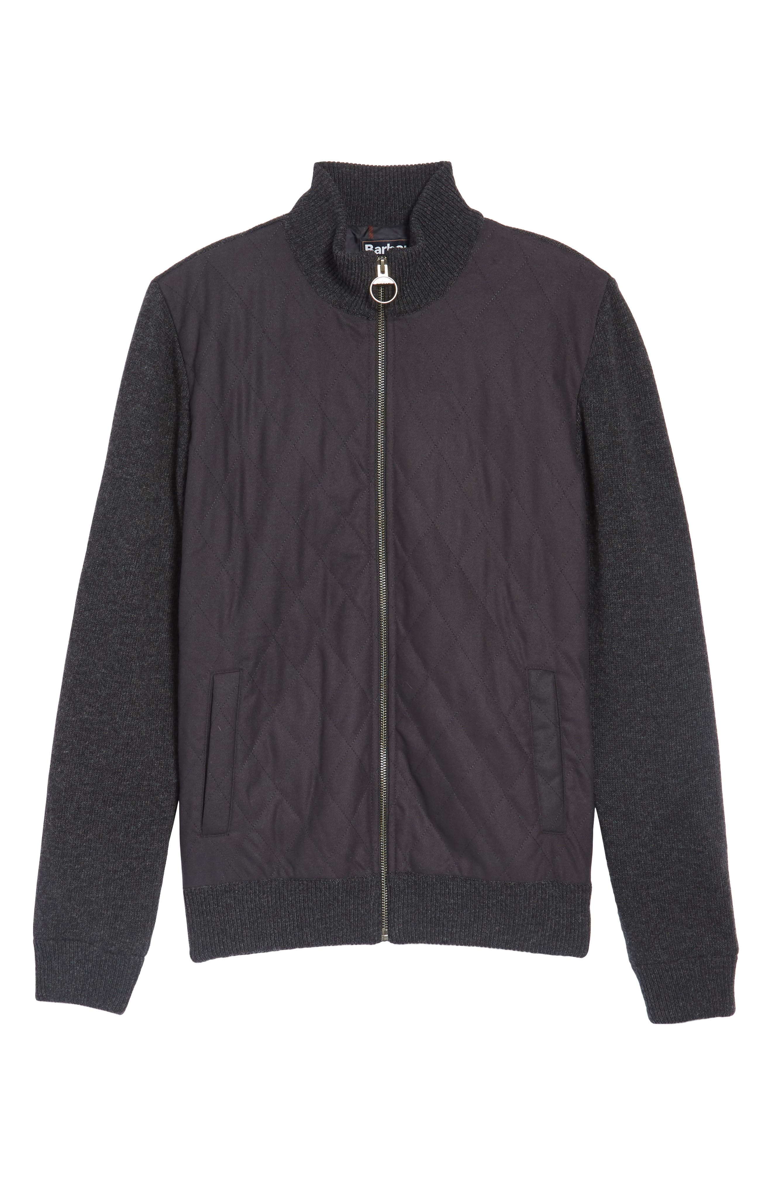 Culzean Wool Jacket,                             Alternate thumbnail 6, color,                             010